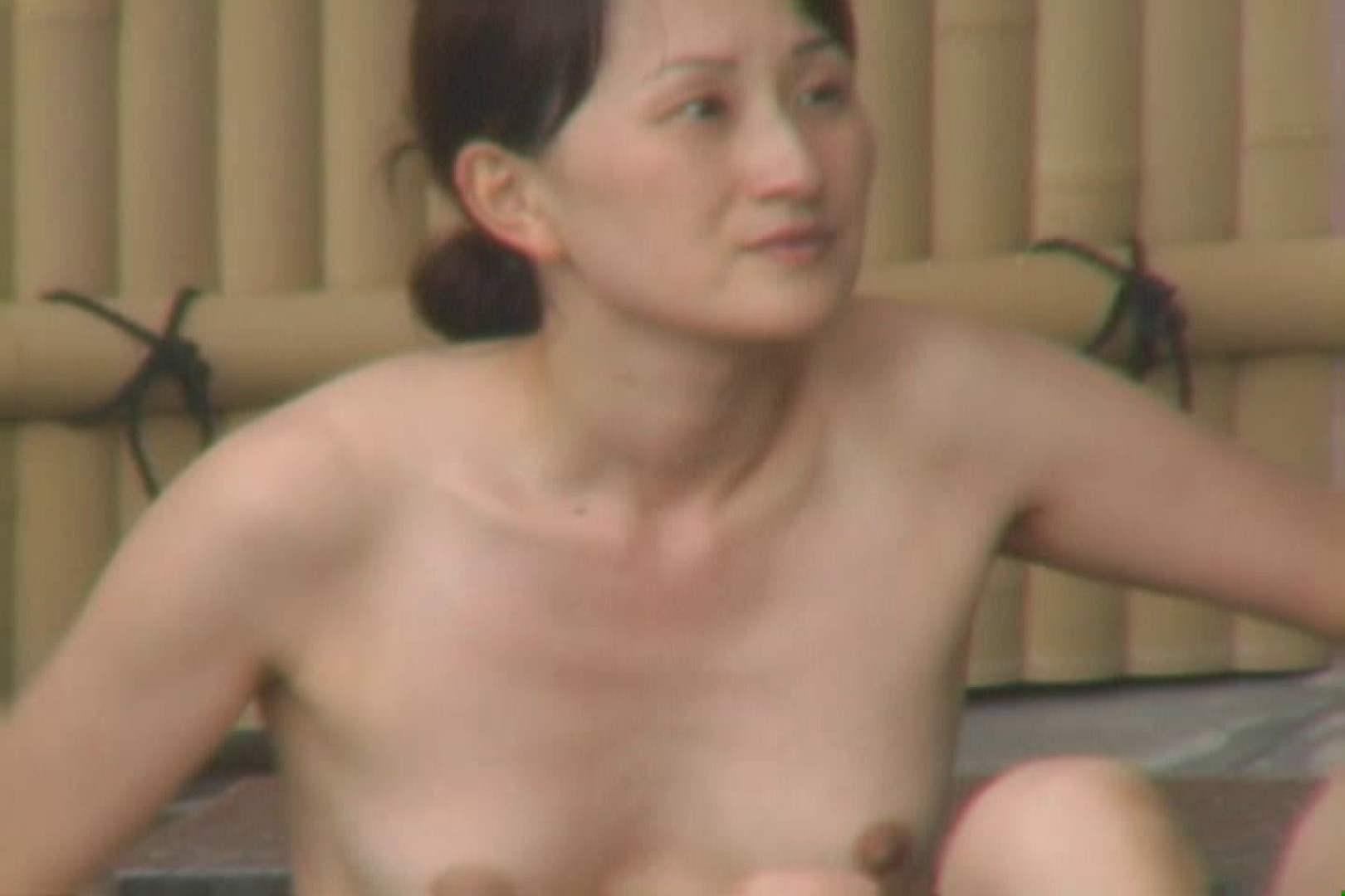 Aquaな露天風呂Vol.578 露天風呂突入 のぞき動画画像 70pic 53