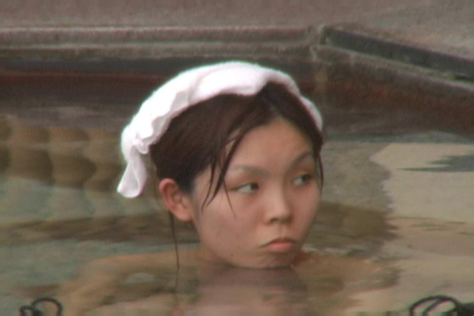 Aquaな露天風呂Vol.580 盗撮師作品 | 美しいOLの裸体  98pic 64