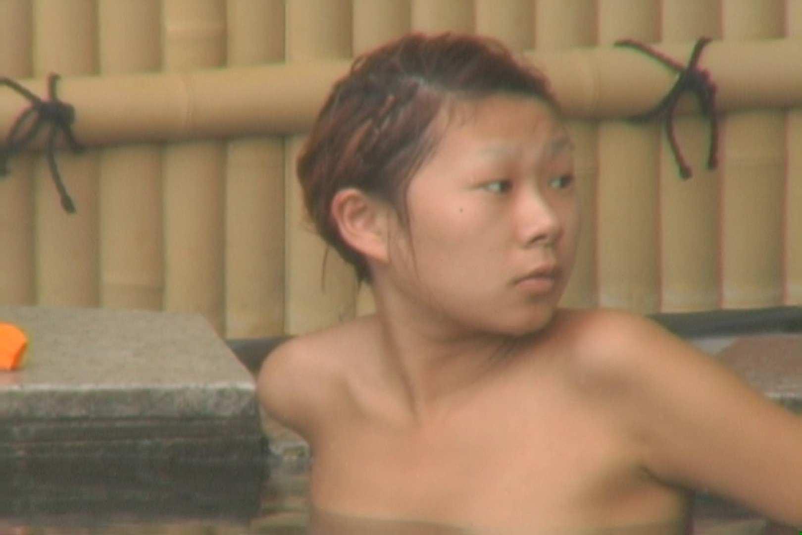 Aquaな露天風呂Vol.581 盗撮師作品 性交動画流出 70pic 11