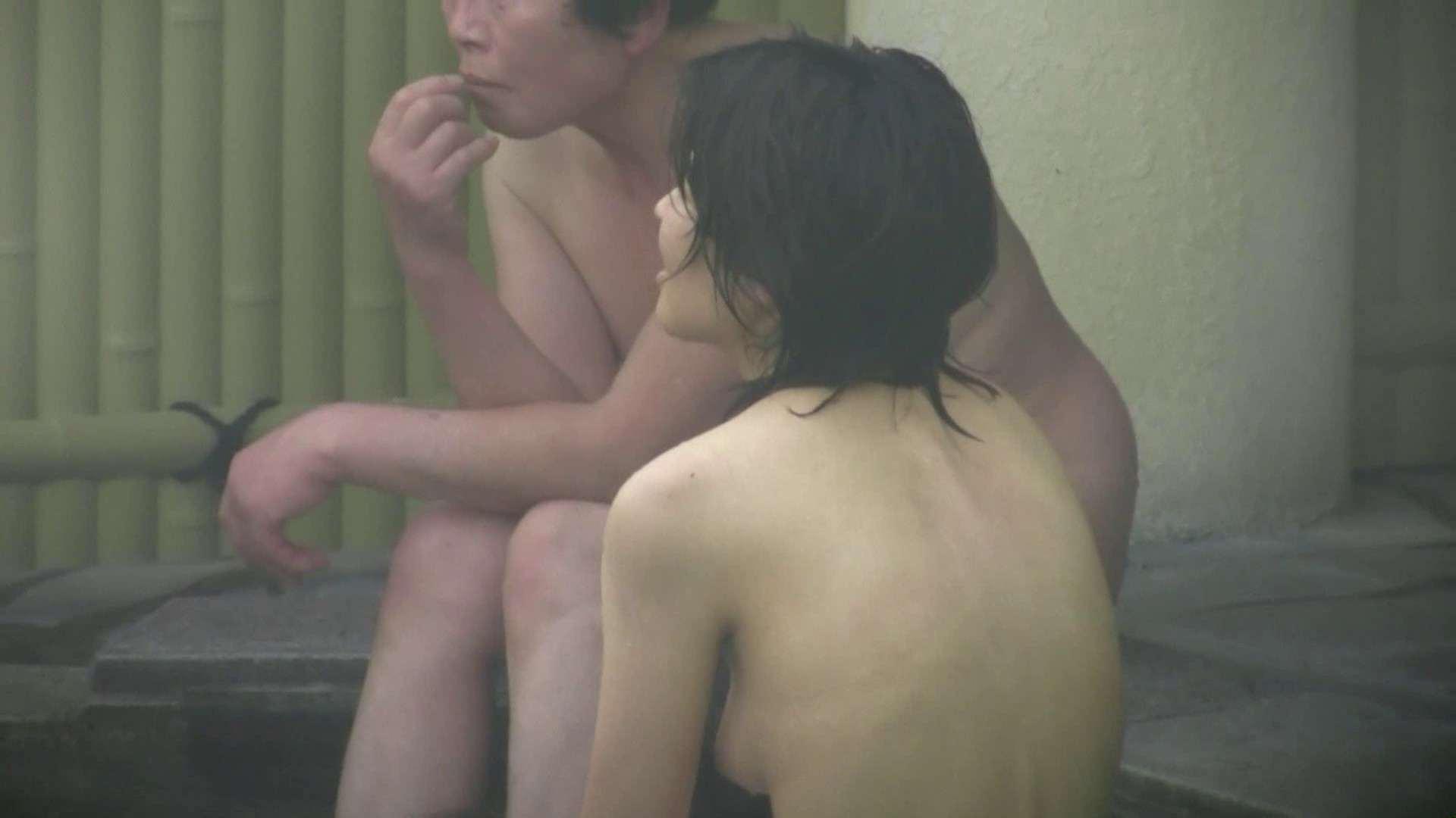 Aquaな露天風呂Vol.583 露天風呂突入 | 盗撮師作品  103pic 37