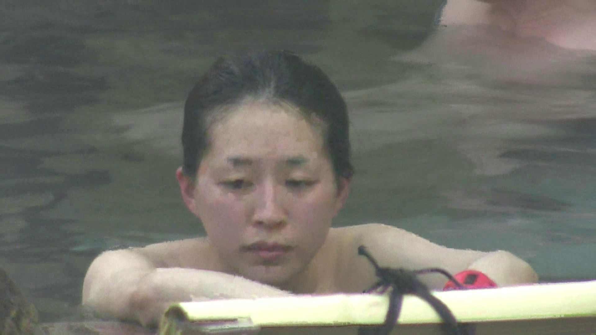 Aquaな露天風呂Vol.583 露天風呂突入  103pic 63