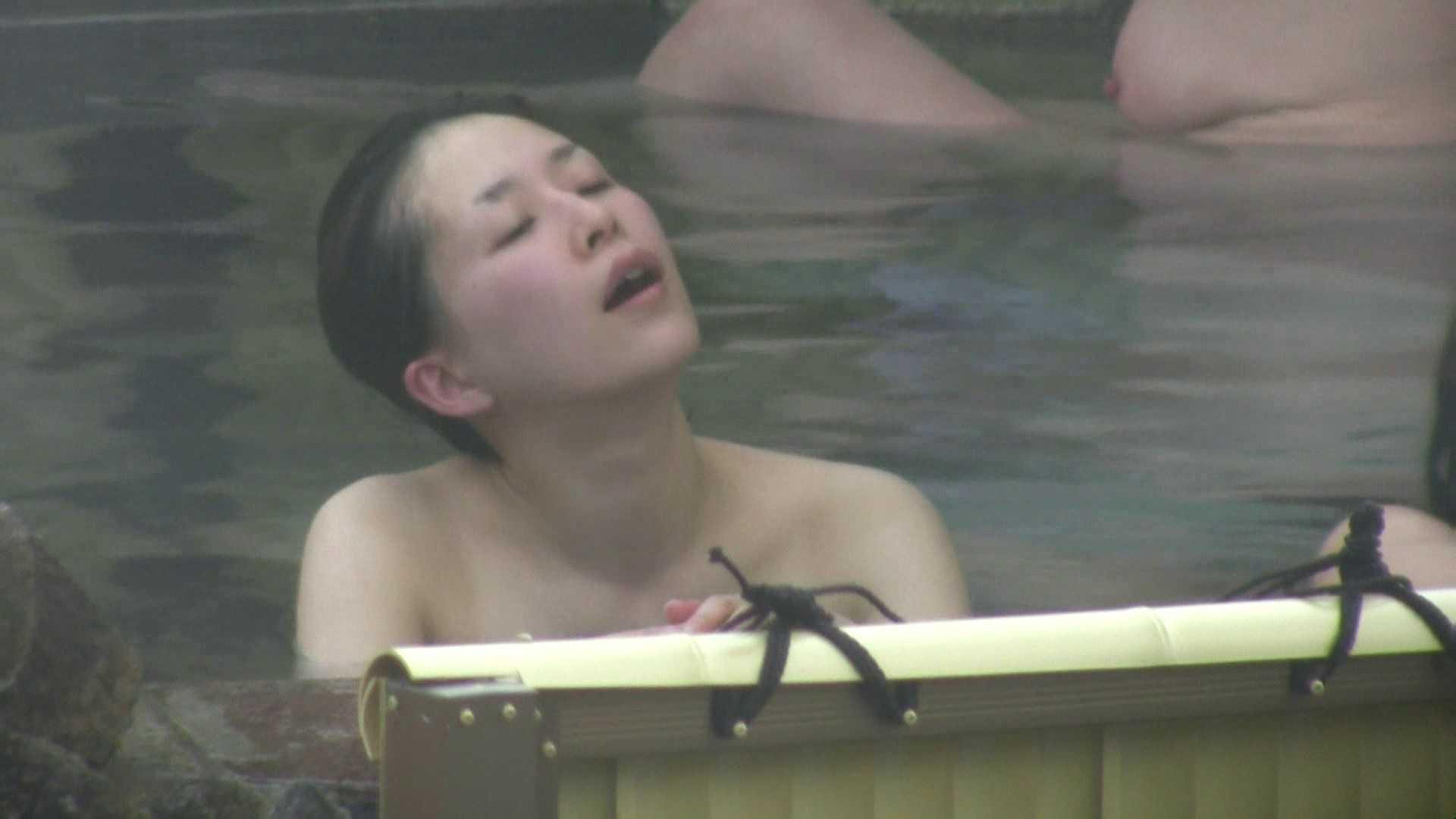 Aquaな露天風呂Vol.583 露天風呂突入  103pic 72