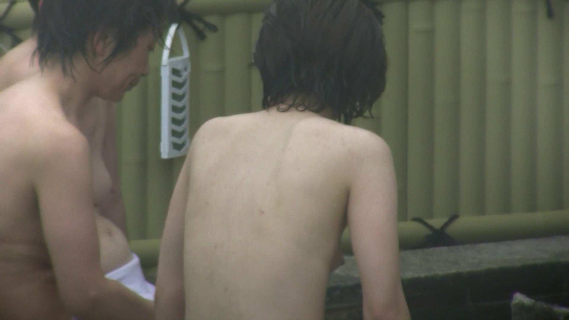 Aquaな露天風呂Vol.584 露天風呂突入 盗撮動画紹介 75pic 20