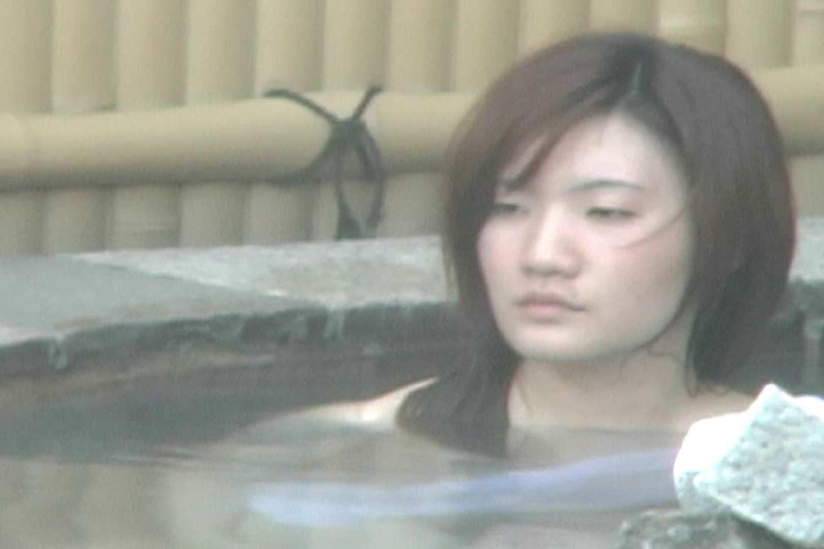 Aquaな露天風呂Vol.590 美しいOLの裸体  76pic 45