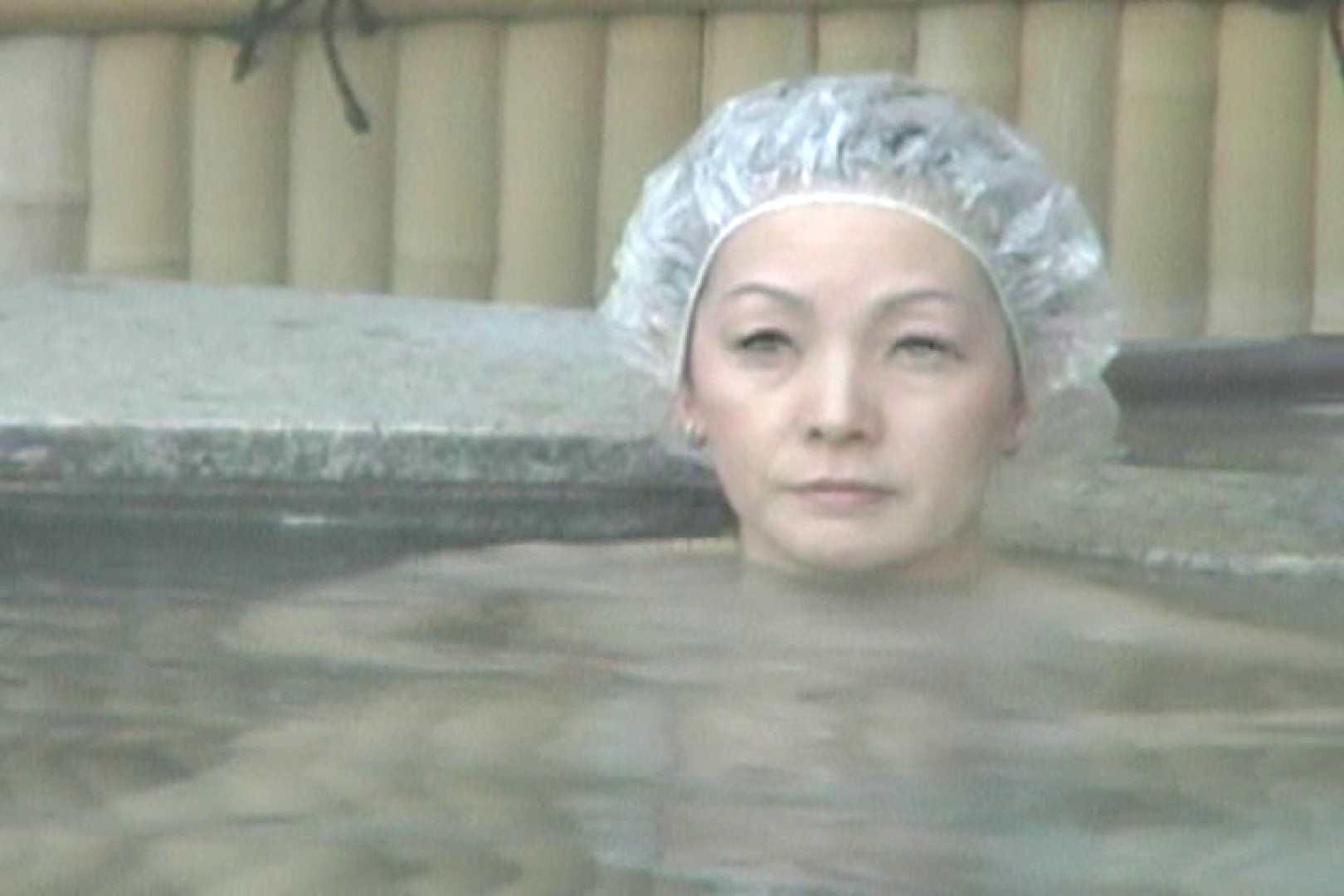 Aquaな露天風呂Vol.592 盗撮師作品 | 美しいOLの裸体  91pic 91