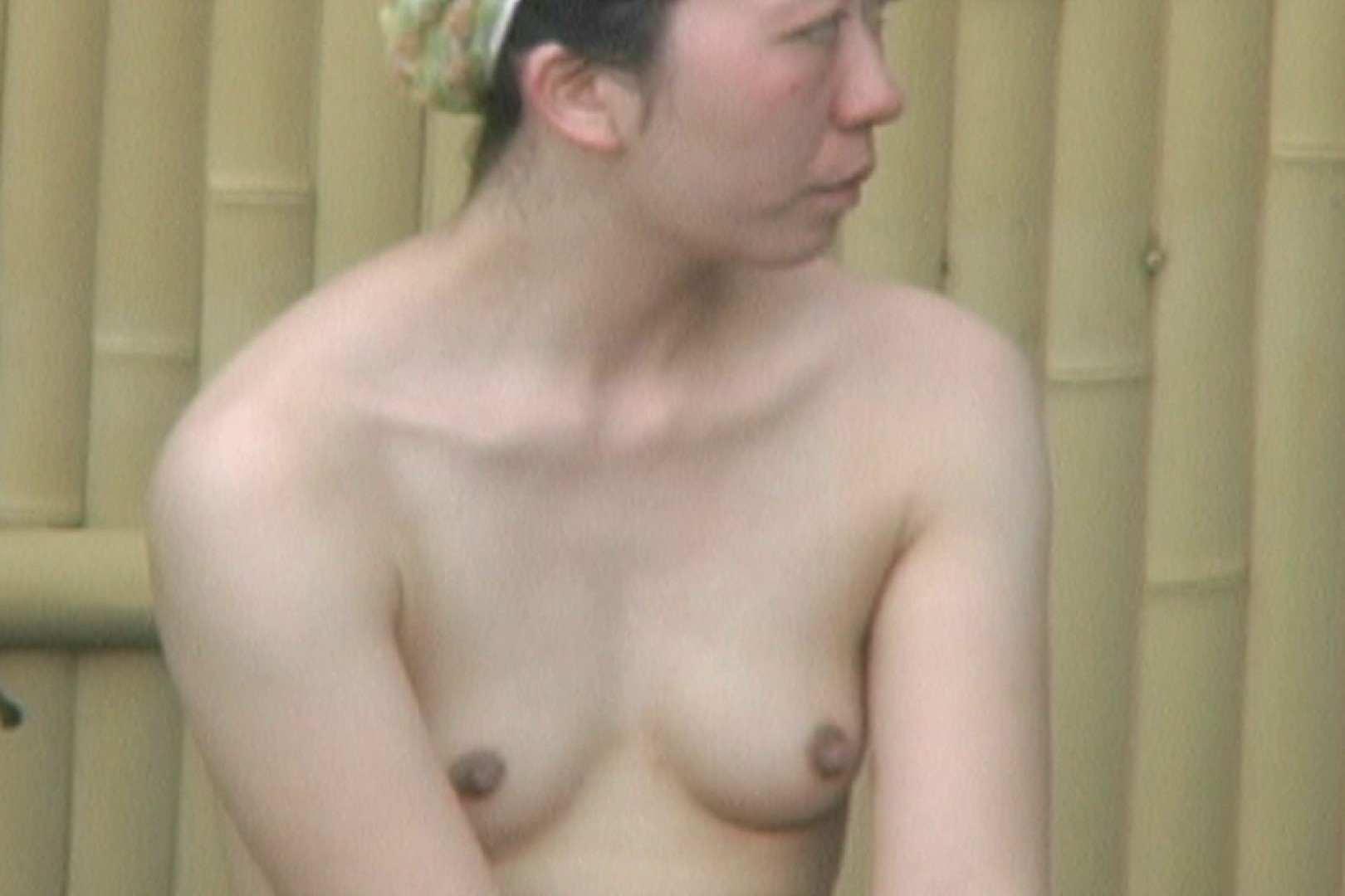 Aquaな露天風呂Vol.594 美しいOLの裸体 おまんこ動画流出 79pic 23