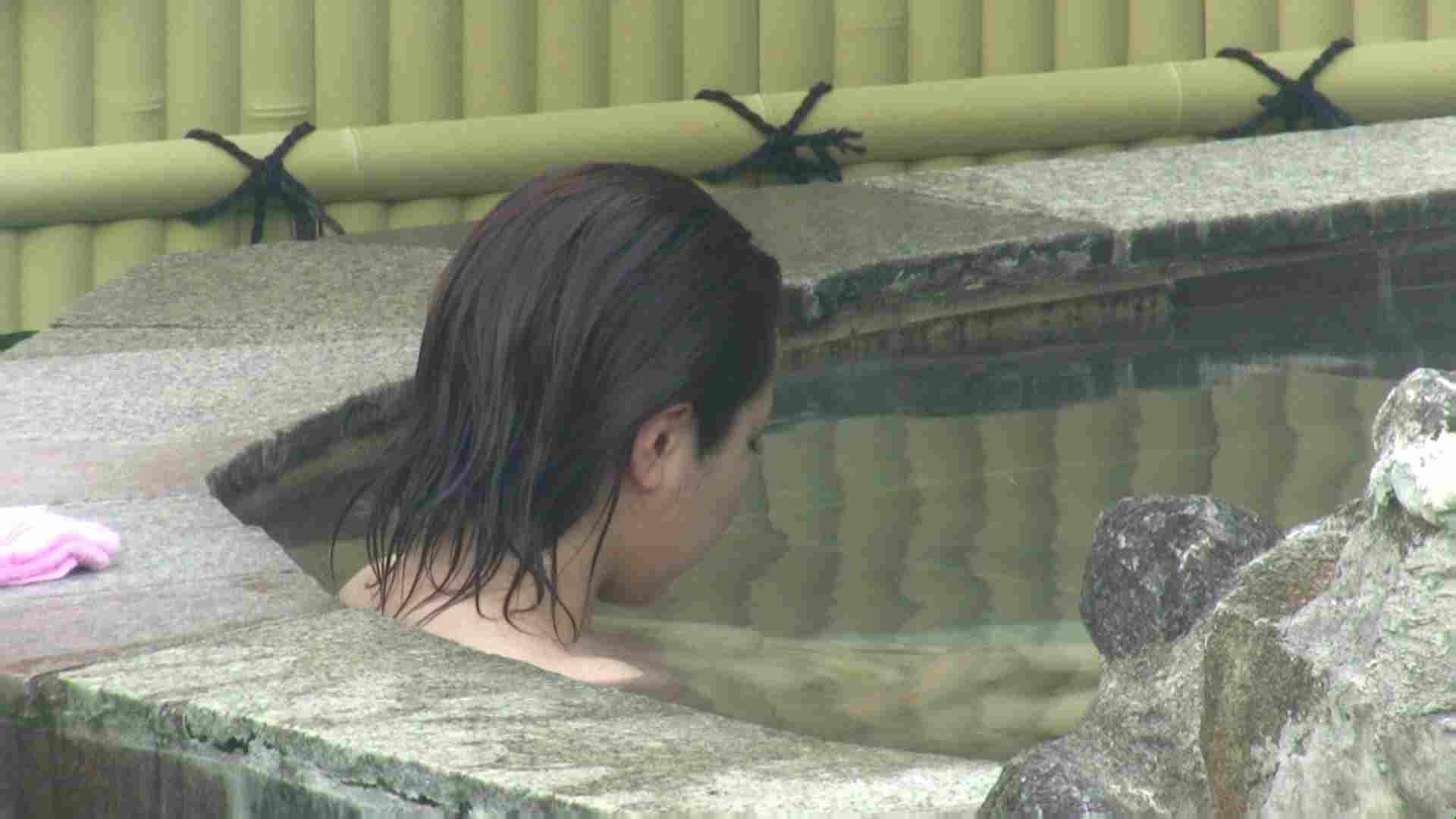 Aquaな露天風呂Vol.604 露天風呂突入   盗撮師作品  78pic 55