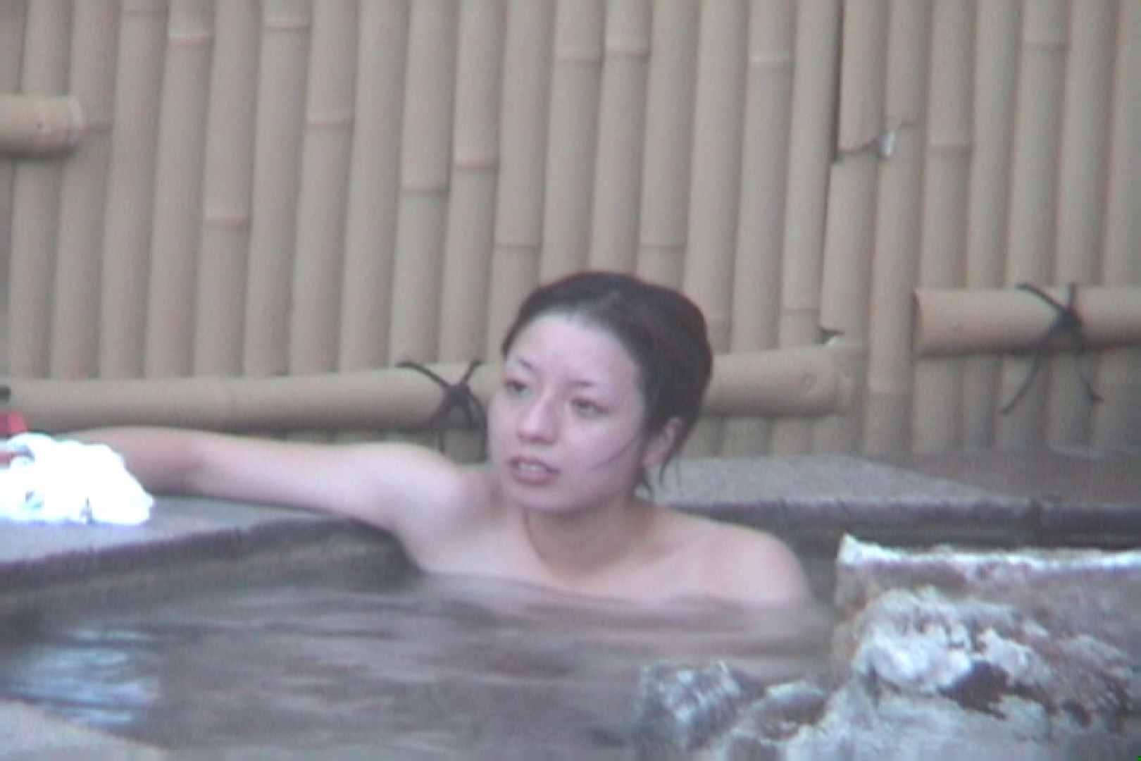 Aquaな露天風呂Vol.608 露天風呂突入  95pic 48