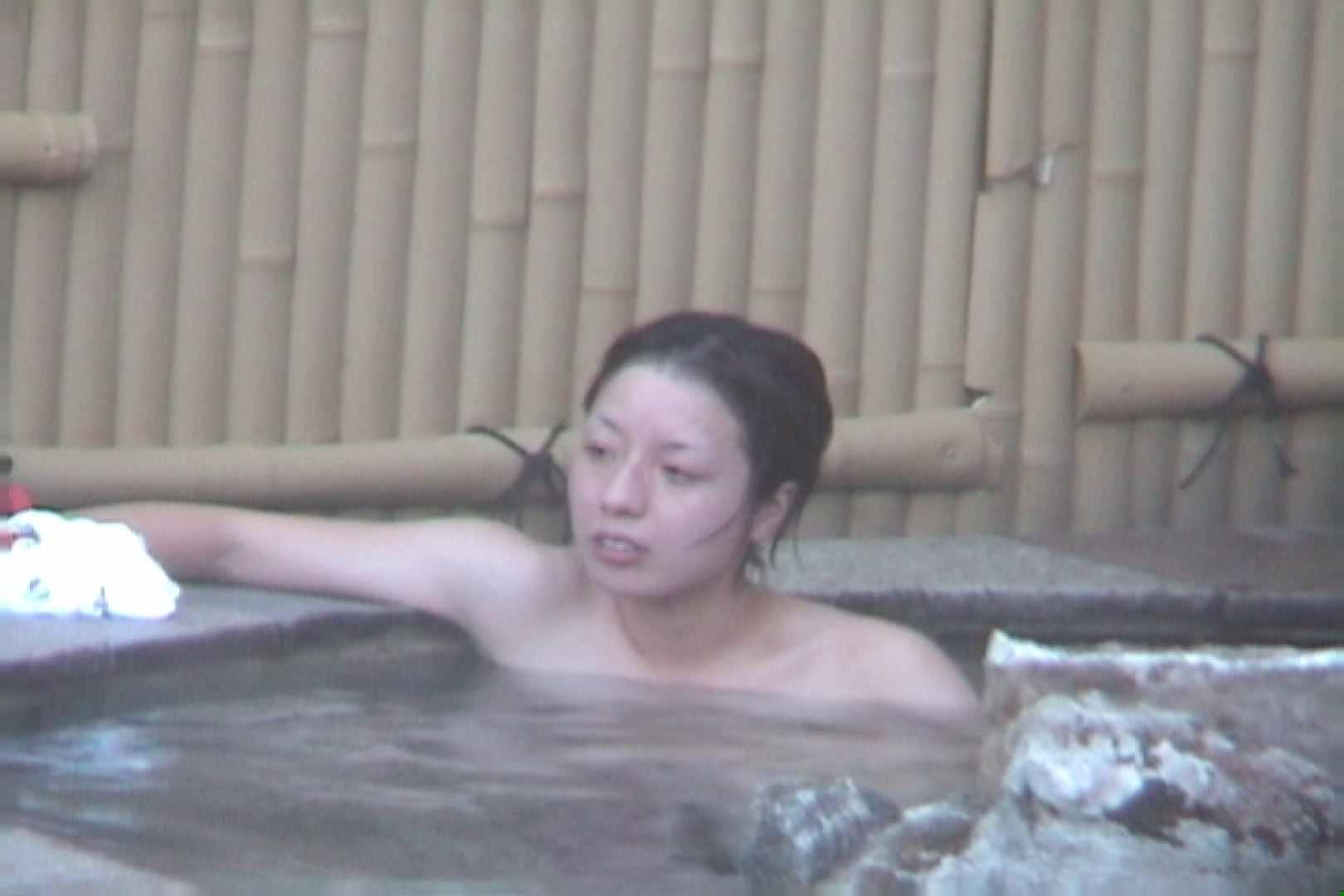 Aquaな露天風呂Vol.608 露天風呂突入  95pic 51