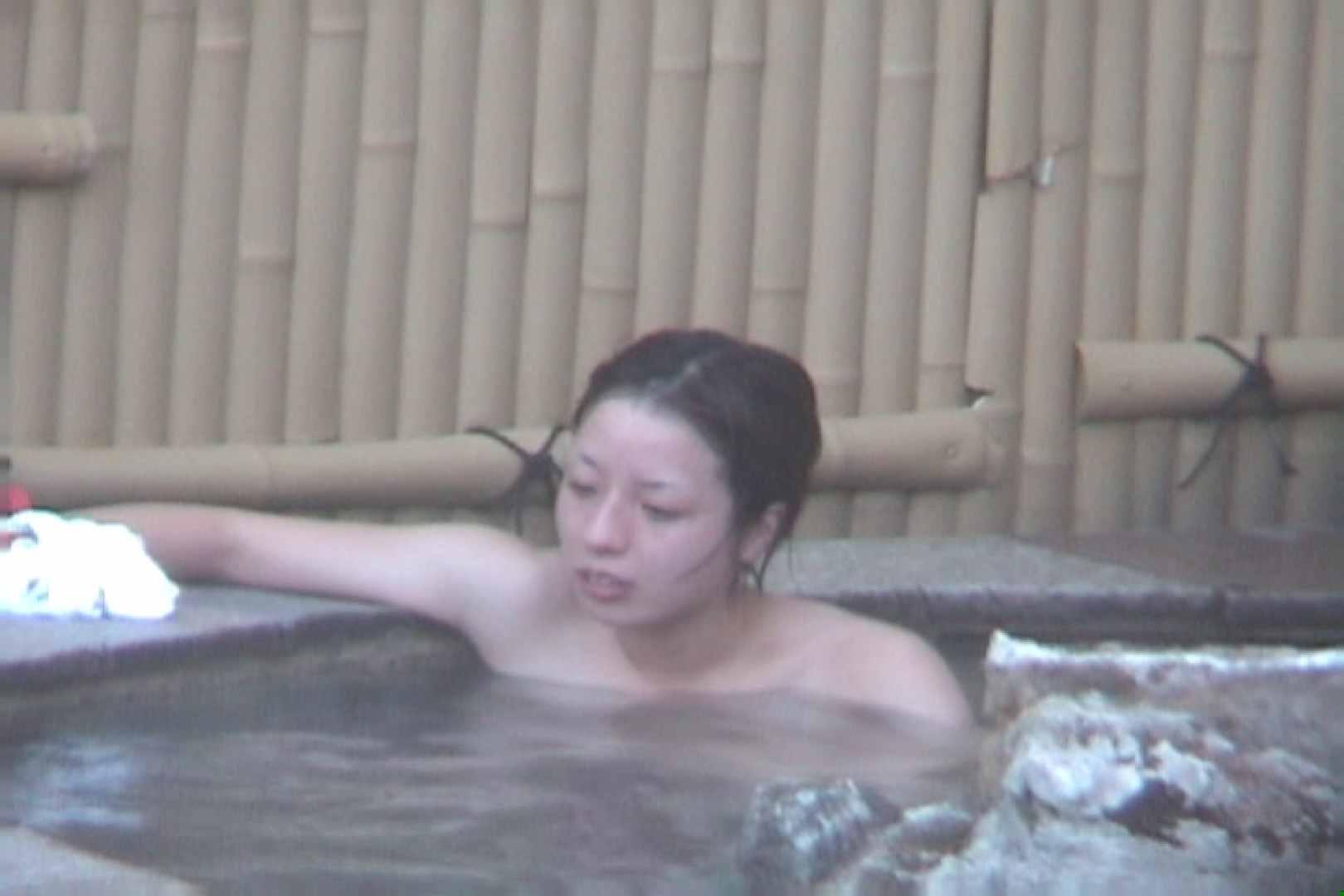 Aquaな露天風呂Vol.608 露天風呂突入  95pic 54