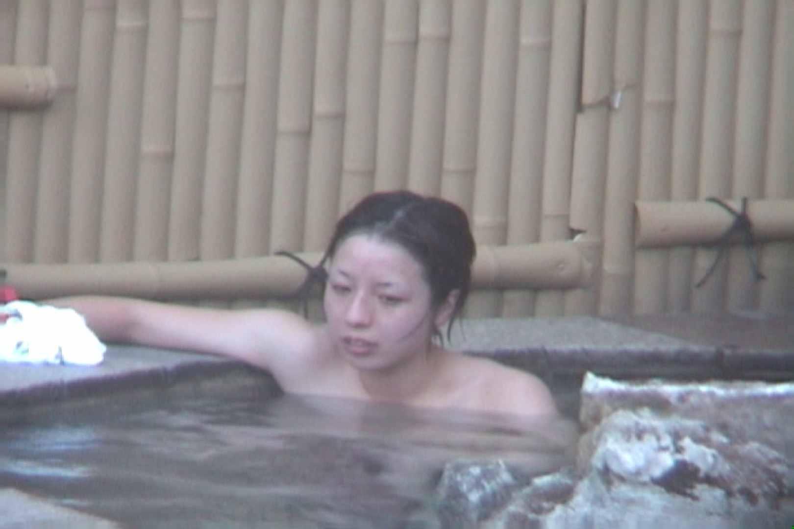 Aquaな露天風呂Vol.608 露天風呂突入  95pic 57