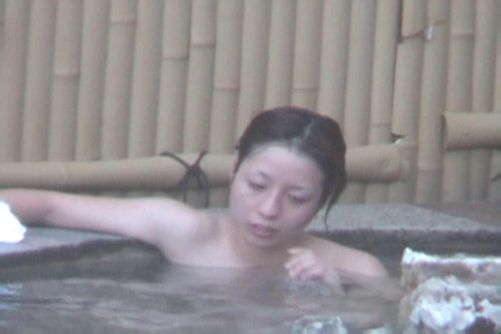 Aquaな露天風呂Vol.608 露天風呂突入  95pic 69