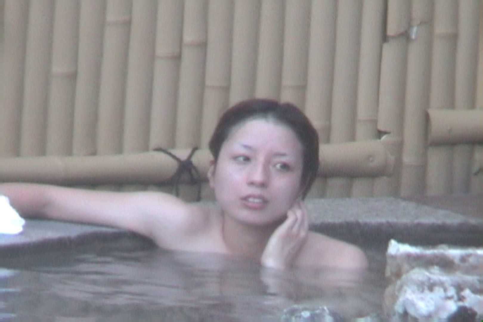 Aquaな露天風呂Vol.608 露天風呂突入  95pic 72