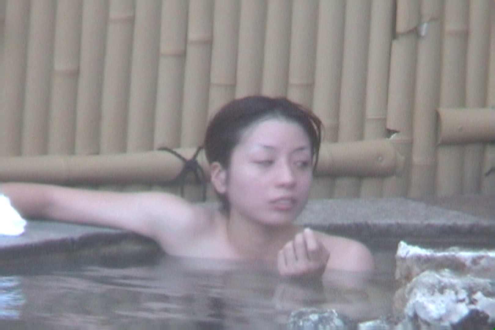 Aquaな露天風呂Vol.608 露天風呂突入  95pic 78