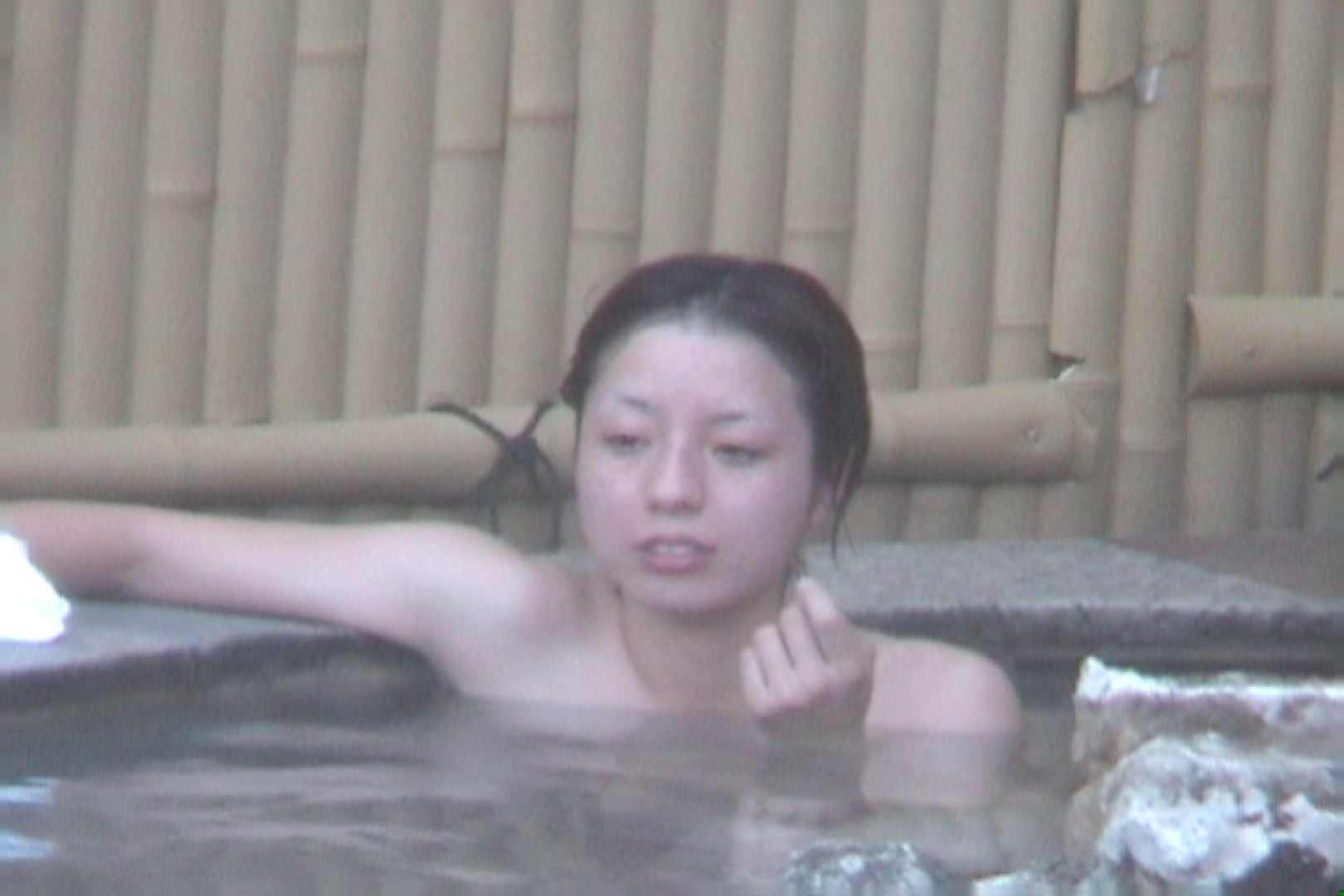 Aquaな露天風呂Vol.608 露天風呂突入  95pic 84