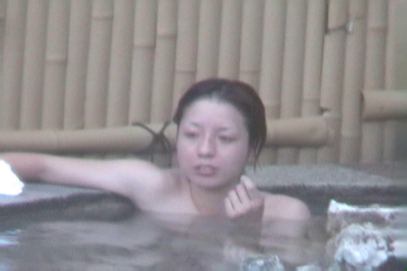 Aquaな露天風呂Vol.608 露天風呂突入  95pic 87