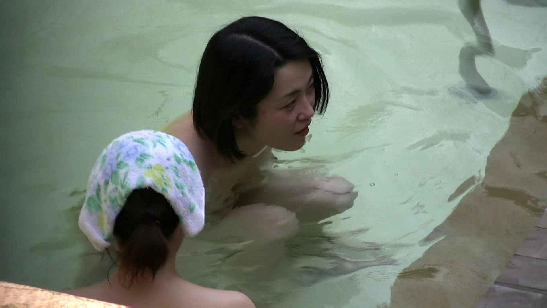Aquaな露天風呂Vol.651 露天風呂突入  74pic 18