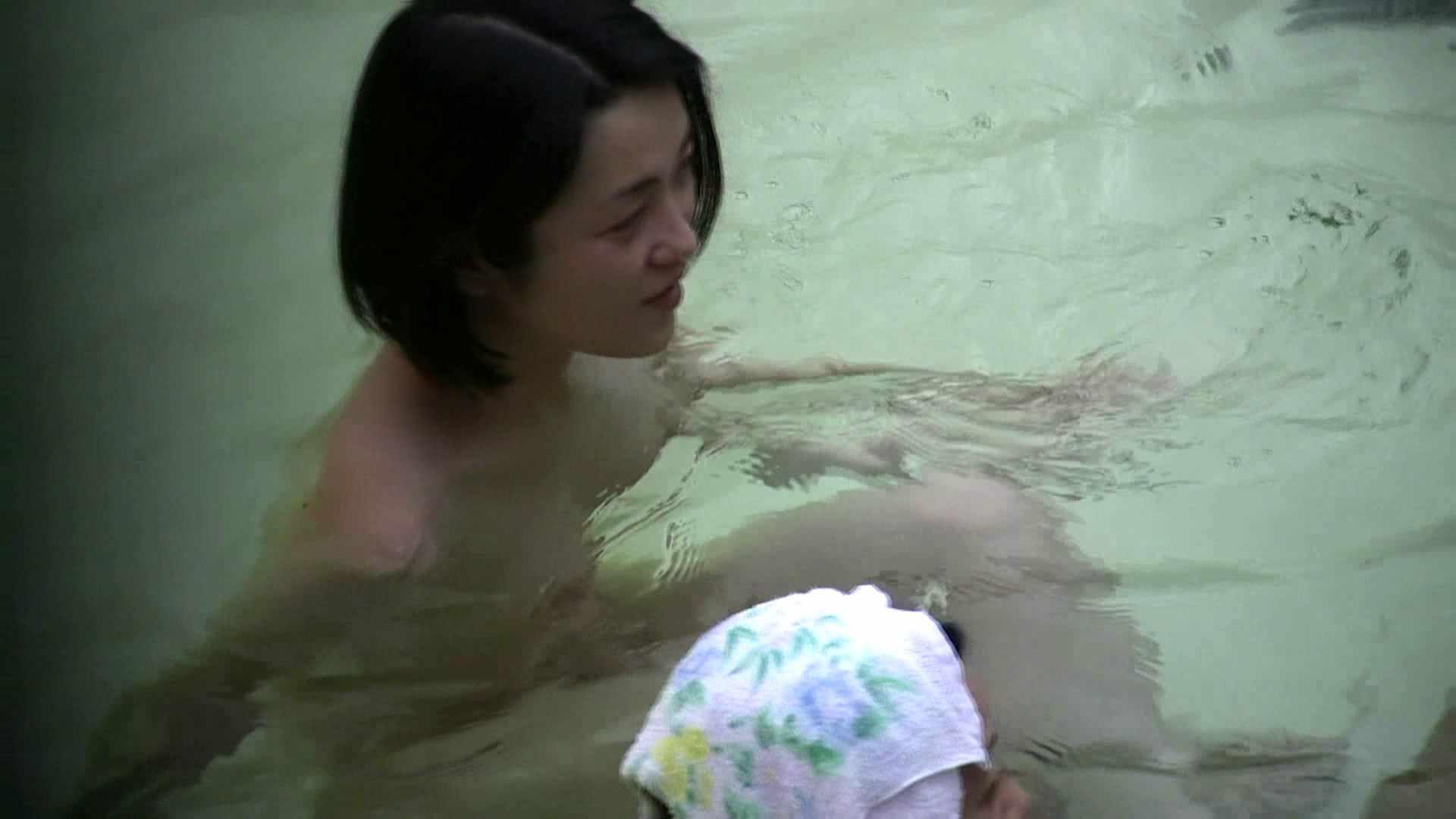 Aquaな露天風呂Vol.651 露天風呂突入  74pic 60