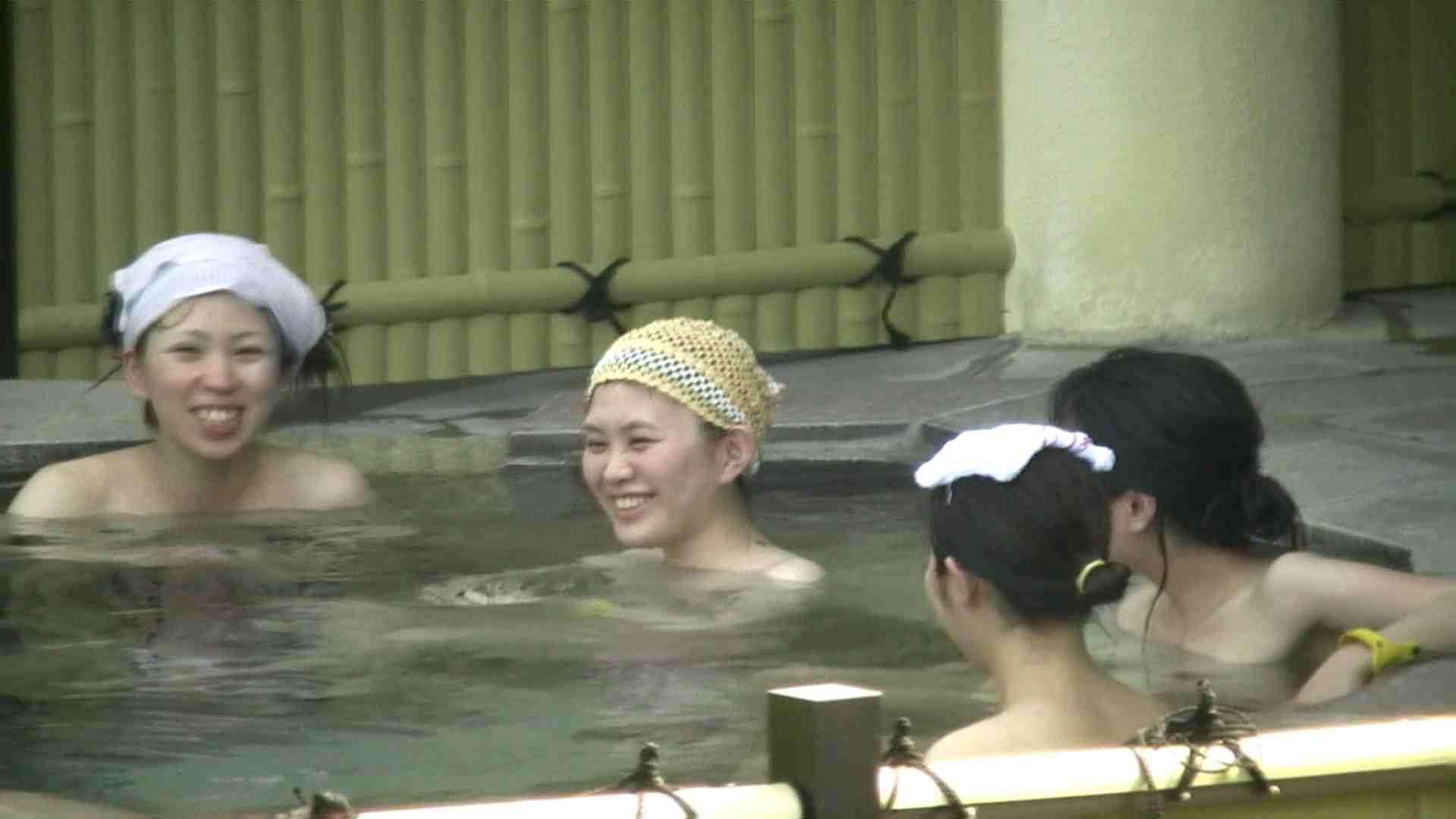 Aquaな露天風呂Vol.667 露天風呂突入  92pic 33