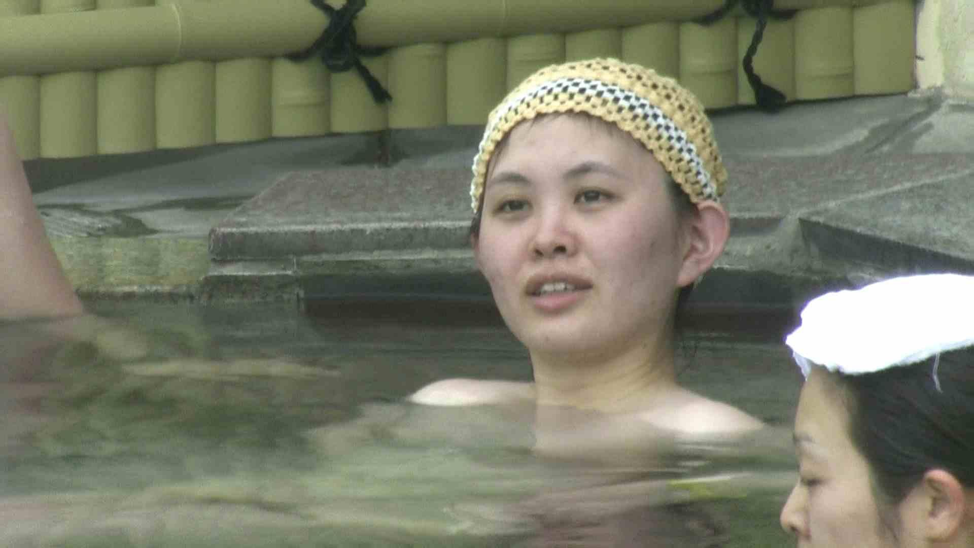 Aquaな露天風呂Vol.667 露天風呂突入 | 美しいOLの裸体  92pic 37