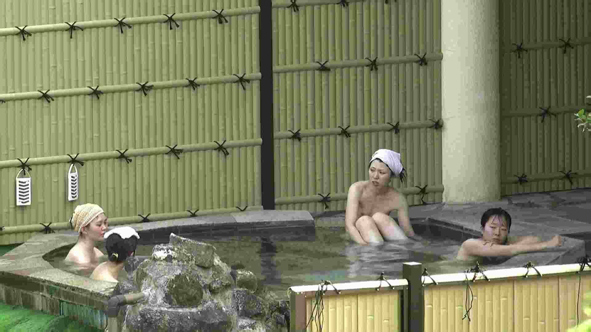 Aquaな露天風呂Vol.667 露天風呂突入 | 美しいOLの裸体  92pic 67