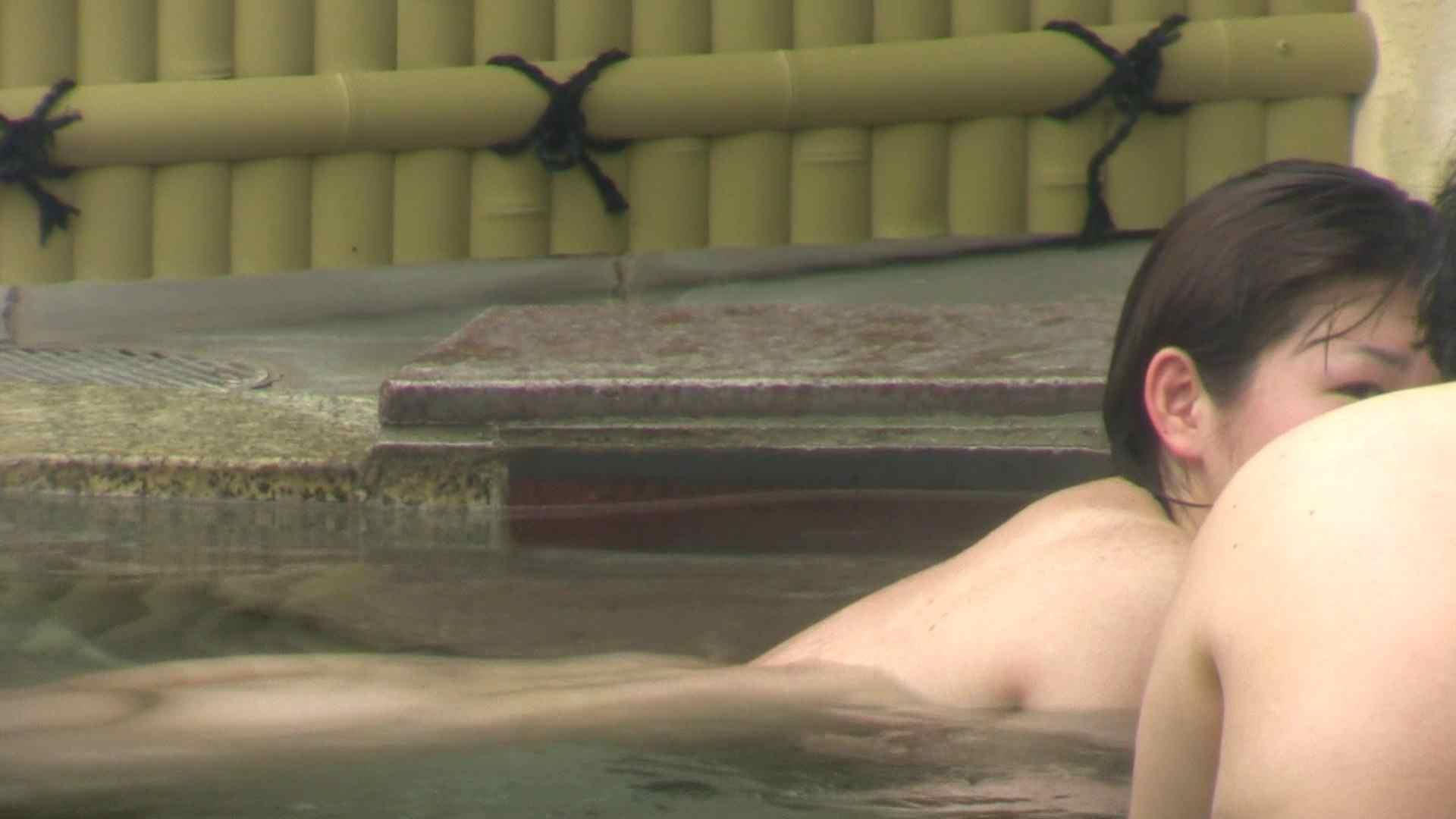 Aquaな露天風呂Vol.673 露天風呂突入 盗み撮り動画キャプチャ 99pic 11