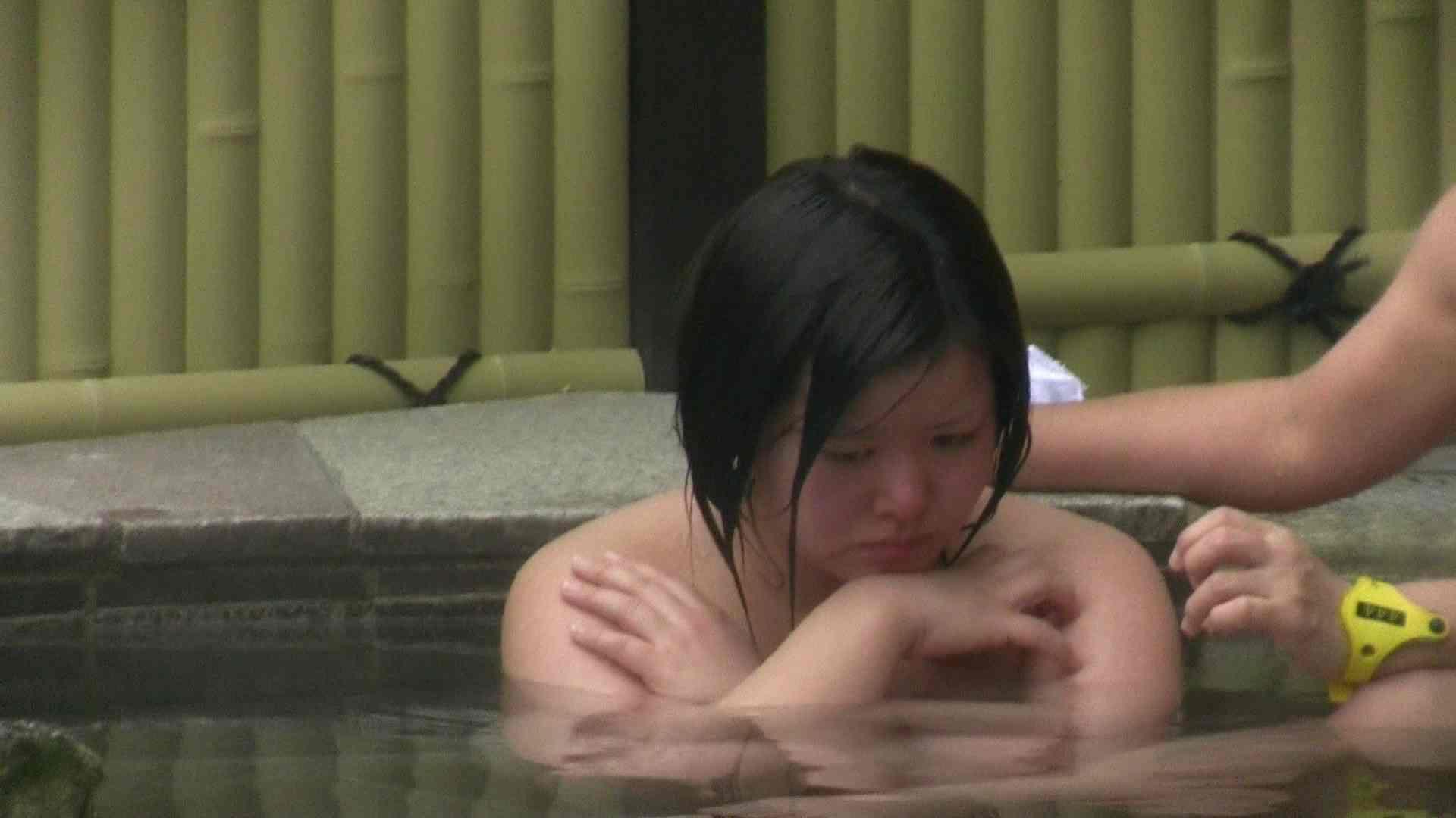 Aquaな露天風呂Vol.683 露天風呂突入  83pic 3