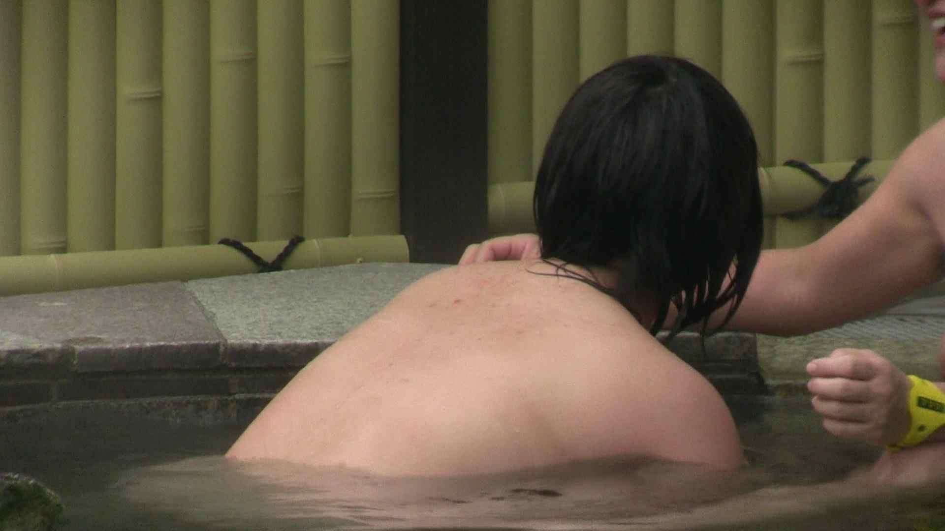 Aquaな露天風呂Vol.683 露天風呂突入  83pic 42