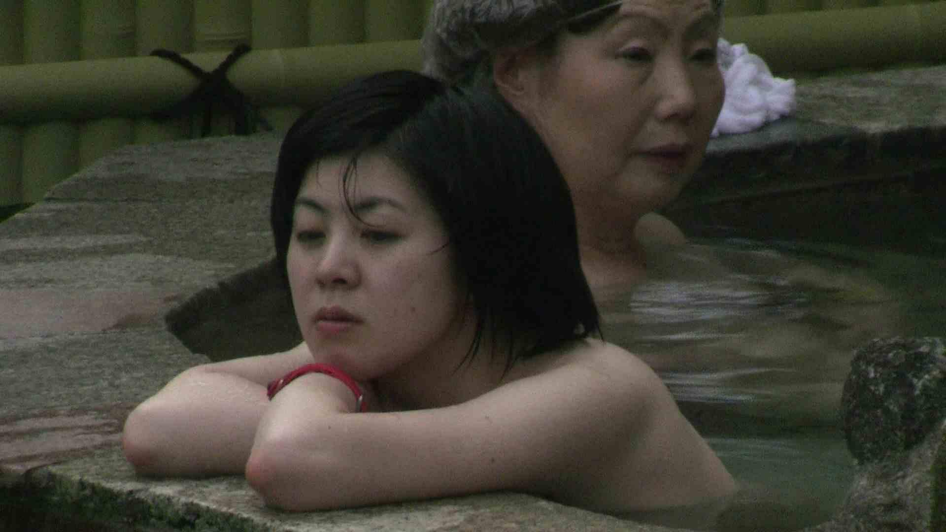 Aquaな露天風呂Vol.685 露天風呂突入  88pic 9