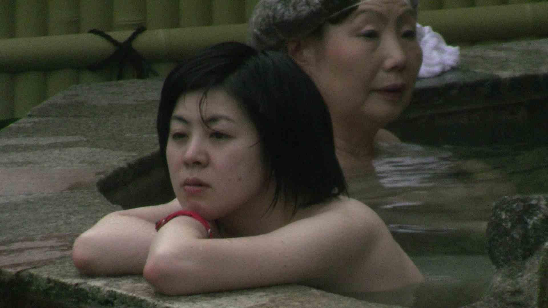 Aquaな露天風呂Vol.685 露天風呂突入  88pic 12