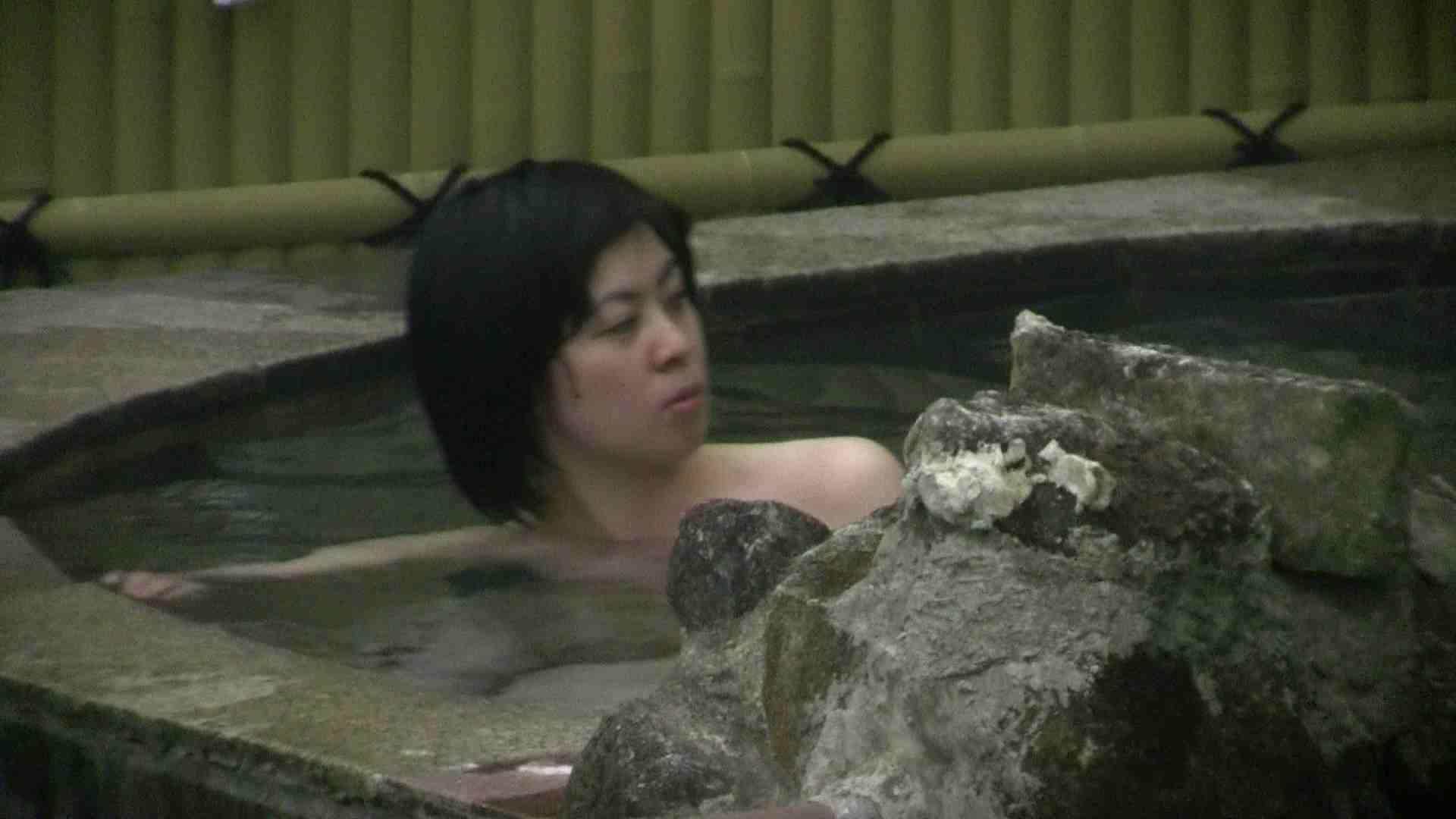 Aquaな露天風呂Vol.685 露天風呂突入  88pic 27