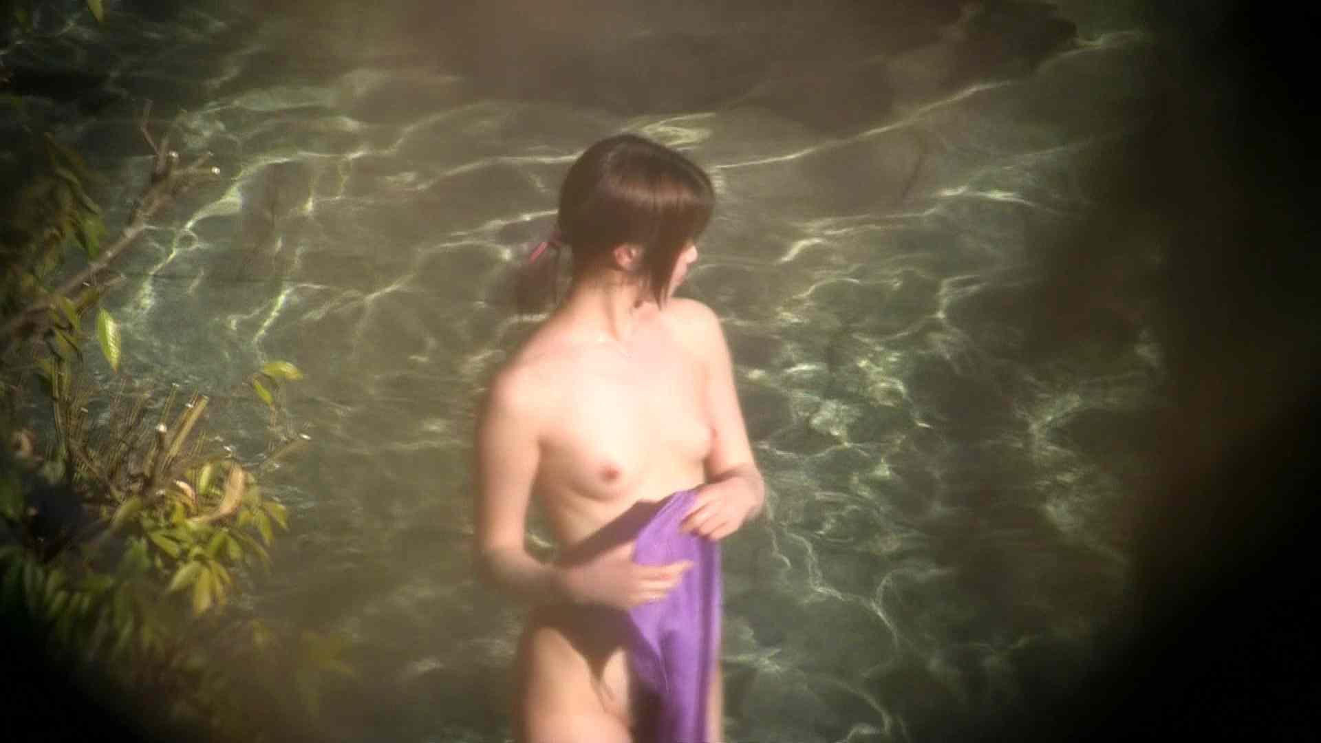 Aquaな露天風呂Vol.698 盗撮師作品   露天風呂突入  104pic 103