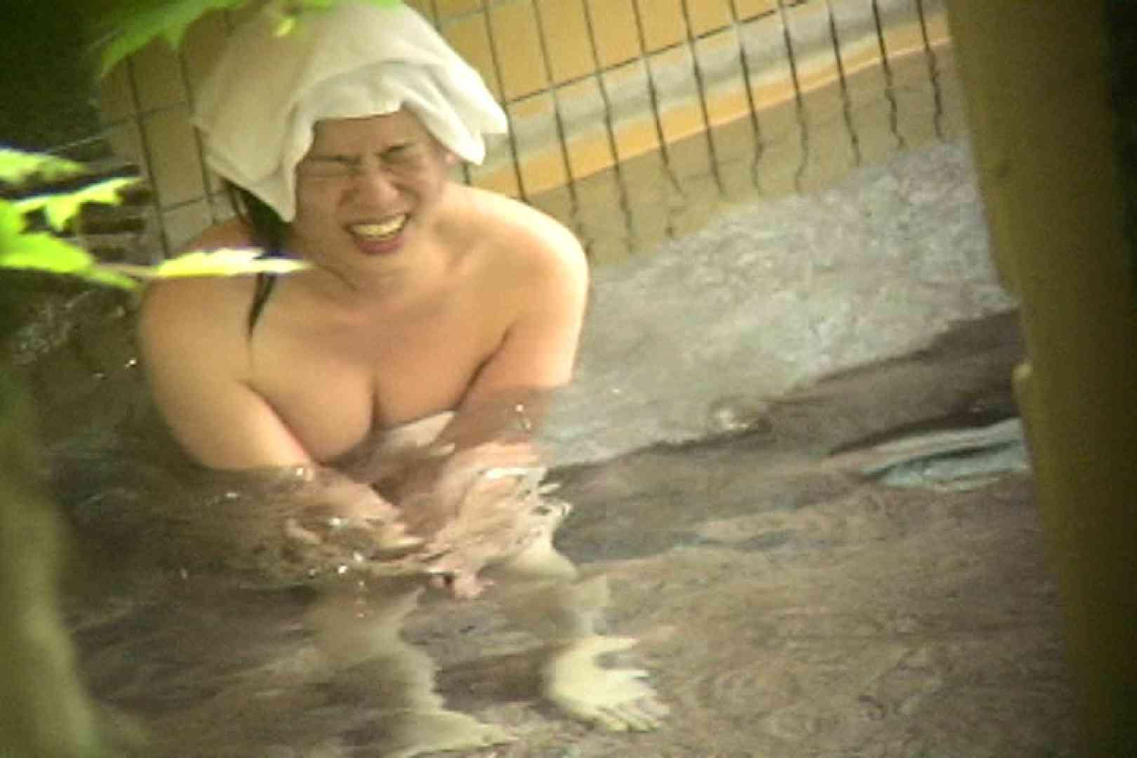 Aquaな露天風呂Vol.706 露天風呂突入  89pic 33
