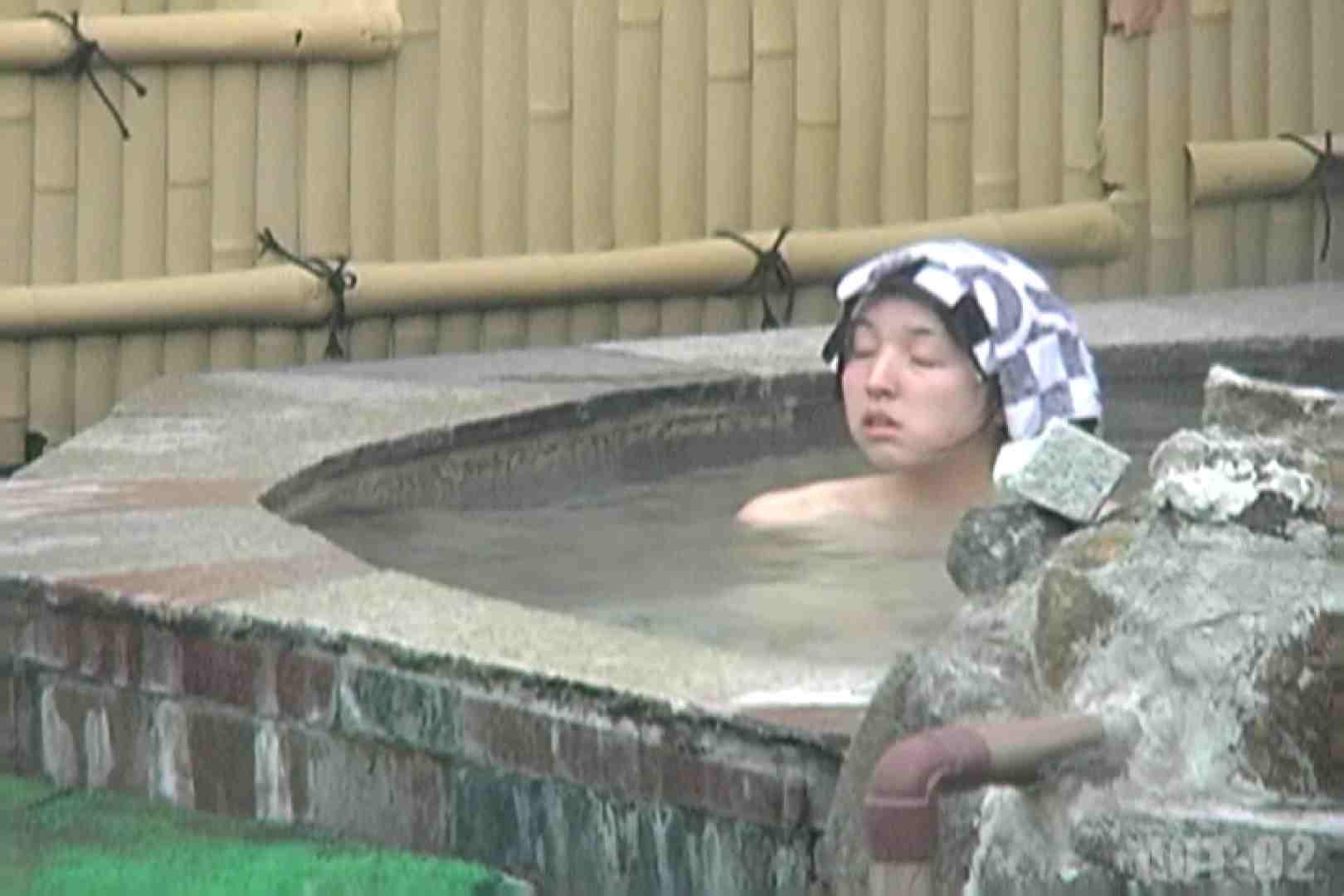 Aquaな露天風呂Vol.723 露天風呂突入 | 美しいOLの裸体  69pic 1