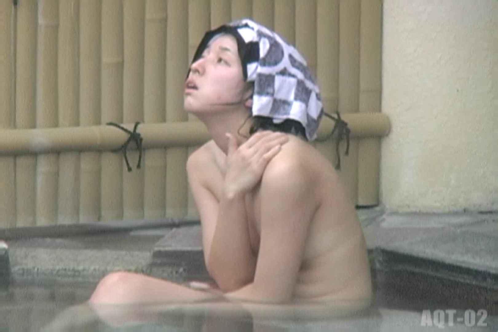 Aquaな露天風呂Vol.723 露天風呂突入 | 美しいOLの裸体  69pic 46