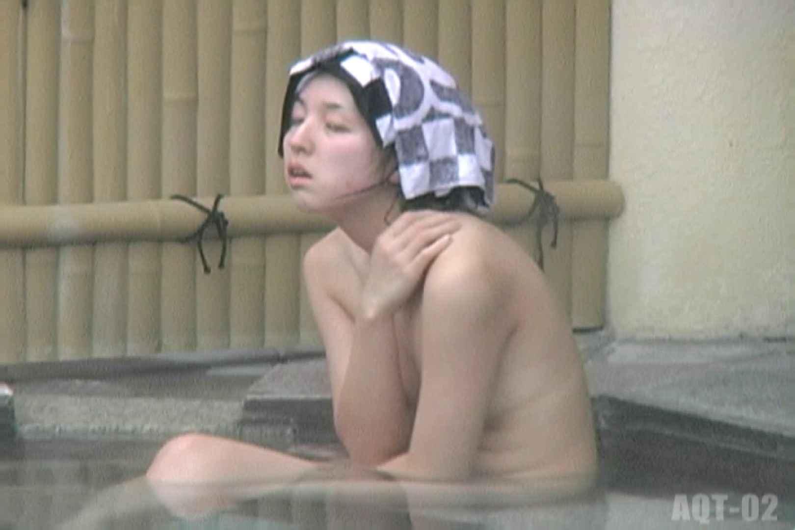Aquaな露天風呂Vol.723 露天風呂突入  69pic 48