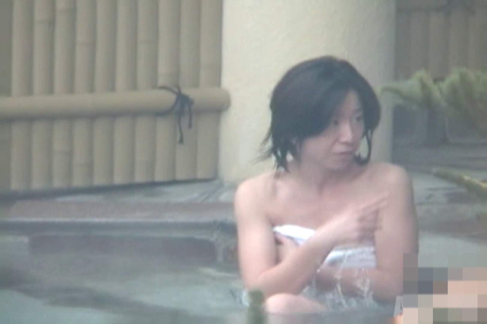 Aquaな露天風呂Vol.841 美しいOLの裸体   露天風呂突入  77pic 76