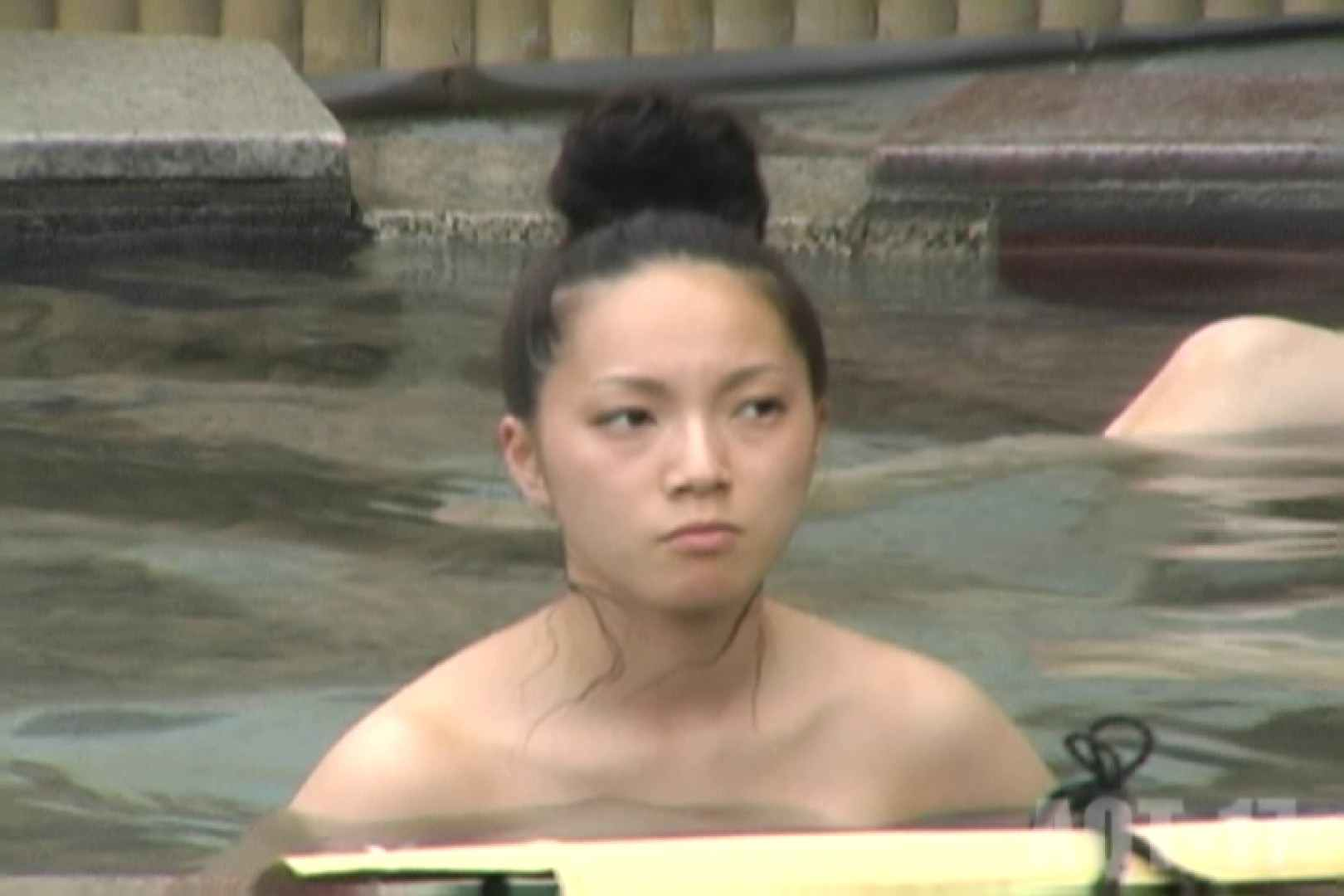 Aquaな露天風呂Vol.853 露天風呂突入 | 美しいOLの裸体  80pic 1