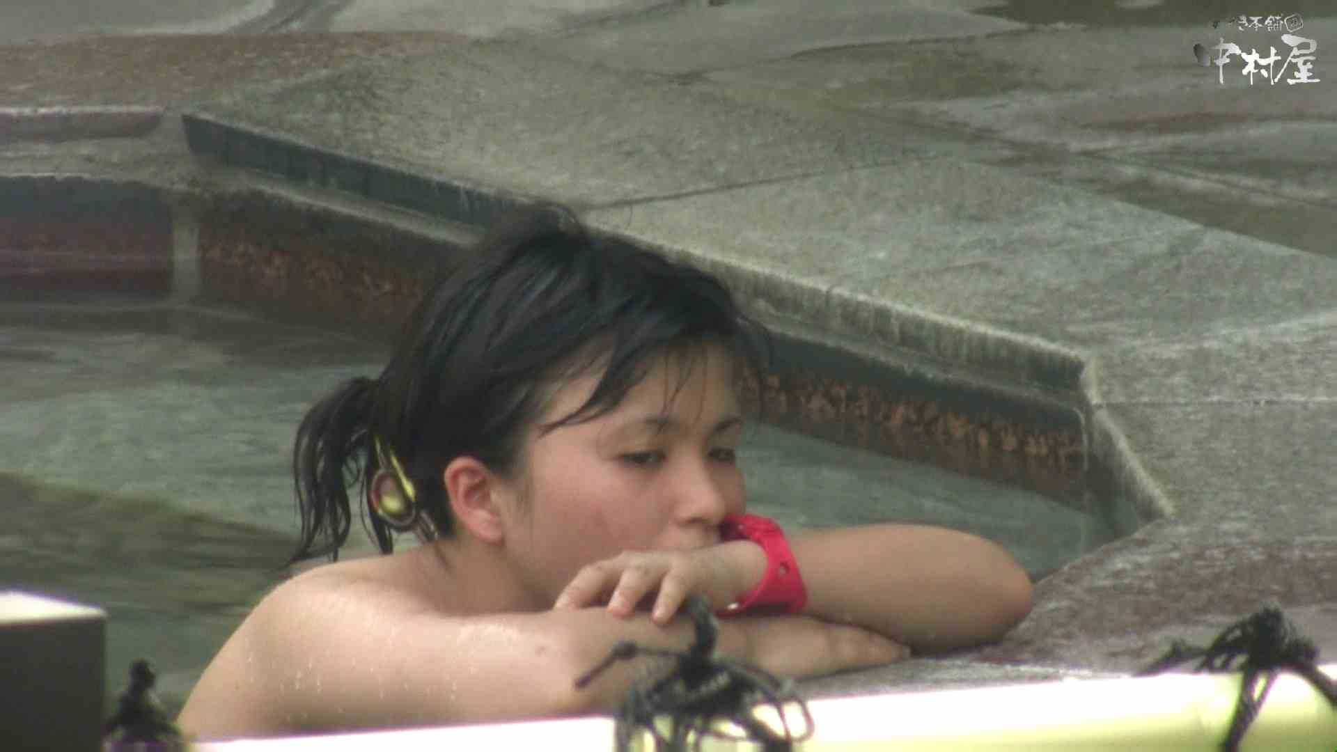 Aquaな露天風呂Vol.894 露天風呂突入 | 美しいOLの裸体  93pic 76