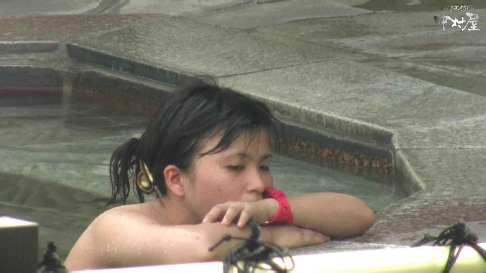 Aquaな露天風呂Vol.894 露天風呂突入  93pic 78