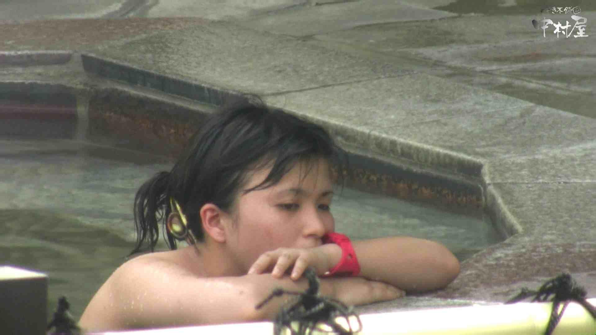 Aquaな露天風呂Vol.894 露天風呂突入 | 美しいOLの裸体  93pic 79