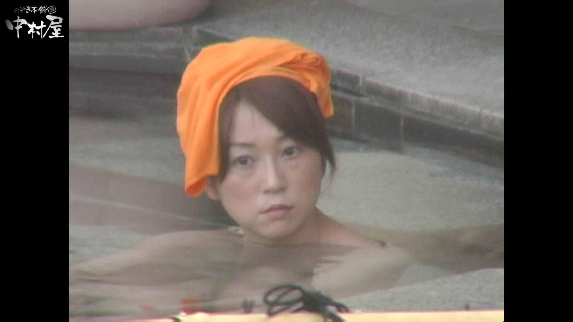 Aquaな露天風呂Vol.941 美しいOLの裸体 アダルト動画キャプチャ 76pic 44