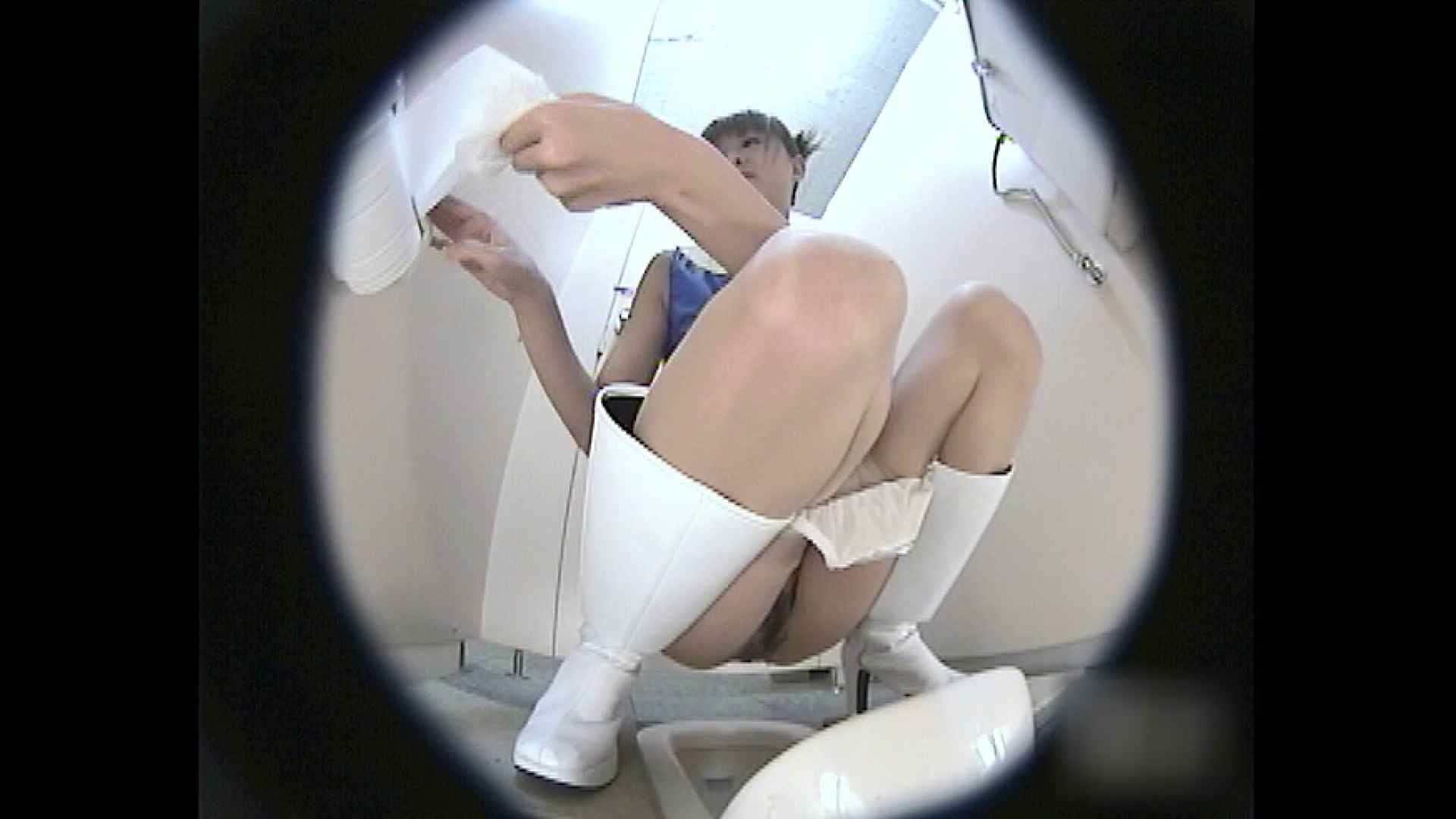レースクィーントイレ盗撮!Vol.02 美しいOLの裸体 性交動画流出 79pic 46