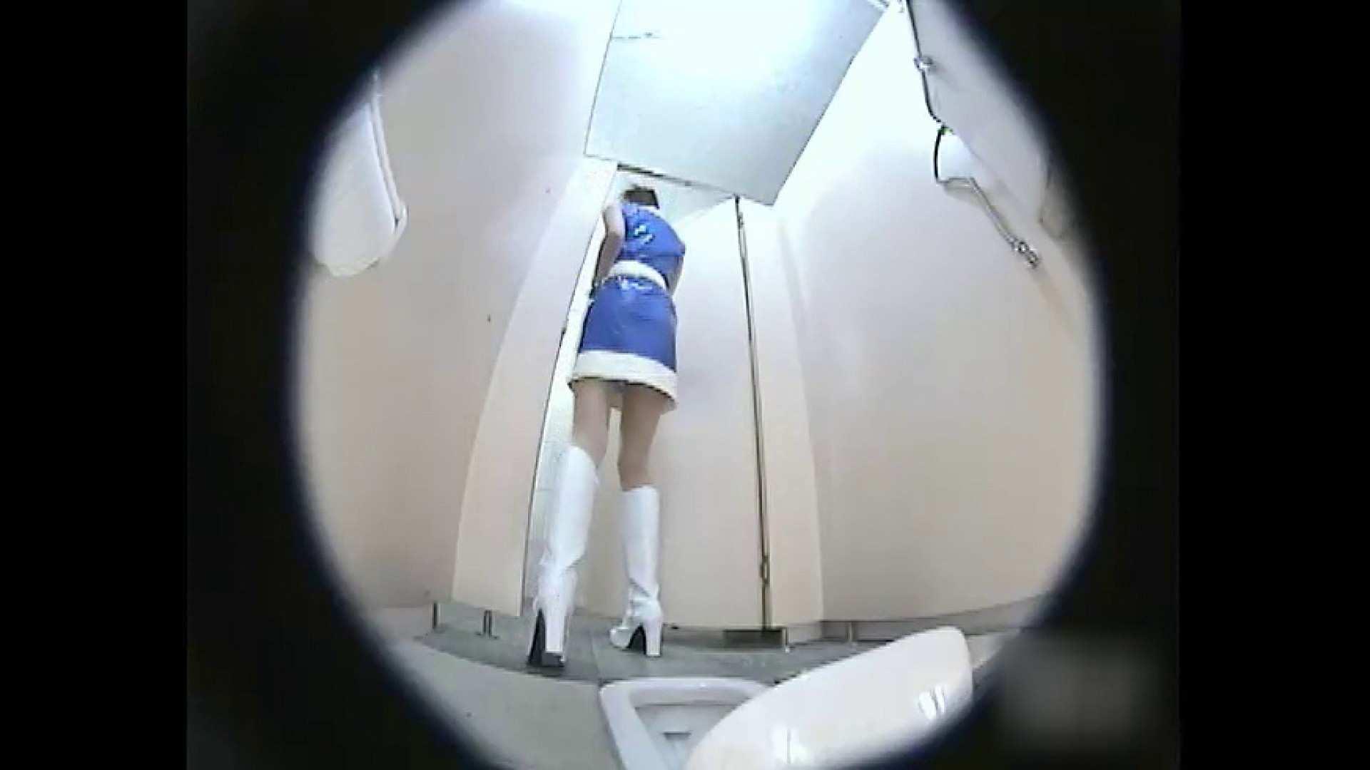 レースクィーントイレ盗撮!Vol.02 美しいOLの裸体 性交動画流出 79pic 57