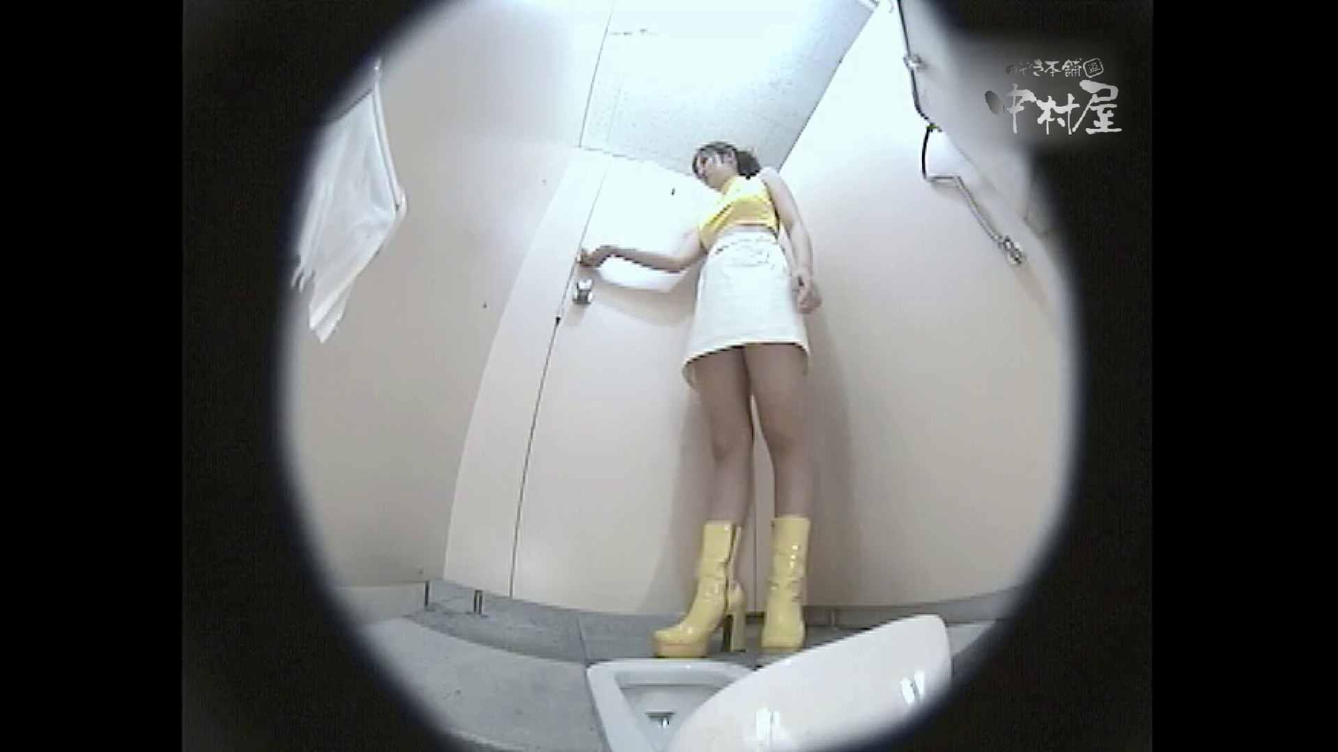 レースクィーントイレ盗撮!Vol.10 美しいOLの裸体 AV無料動画キャプチャ 80pic 13