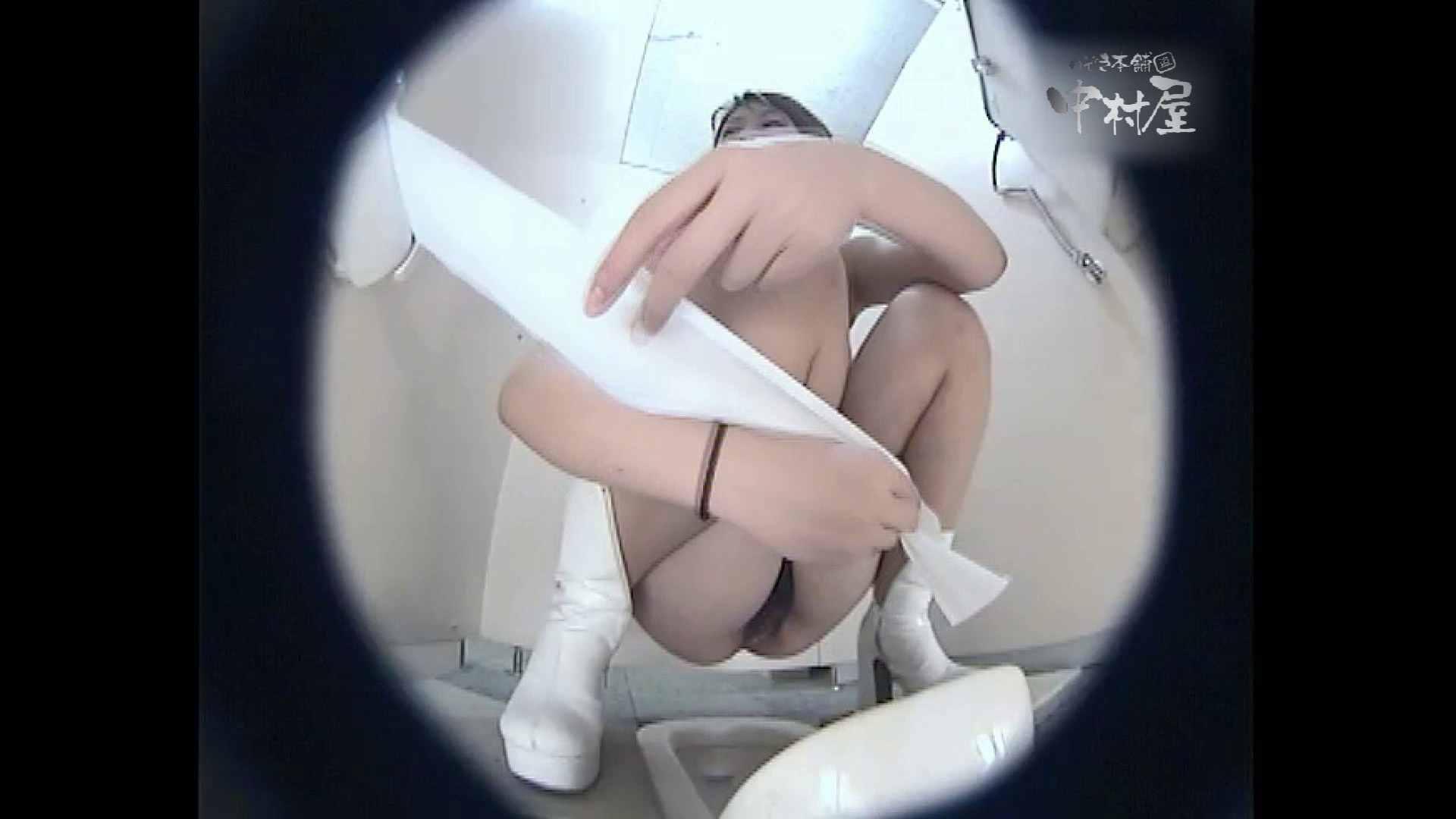 レースクィーントイレ盗撮!Vol.11 レースクィーン 隠し撮りオマンコ動画紹介 96pic 43