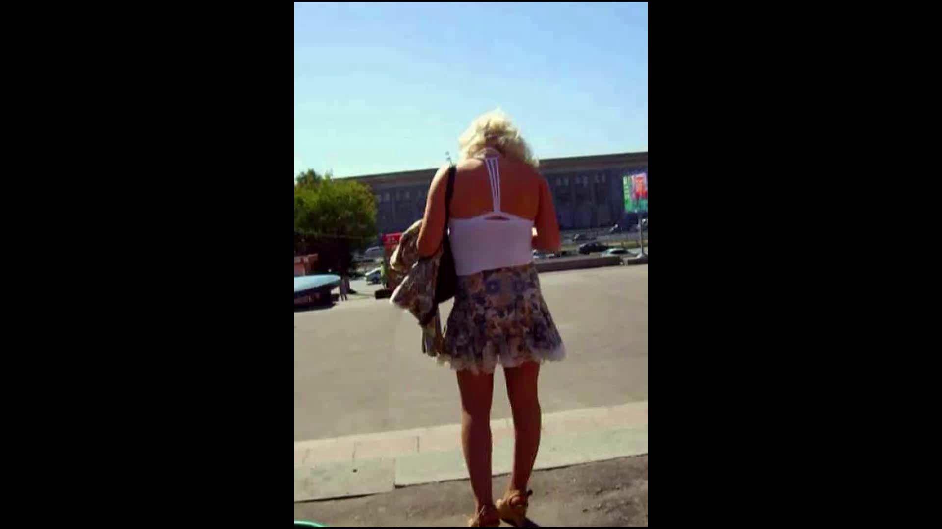 綺麗なモデルさんのスカート捲っちゃおう‼vol04 お姉さん丸裸 | 美しいOLの裸体  82pic 55