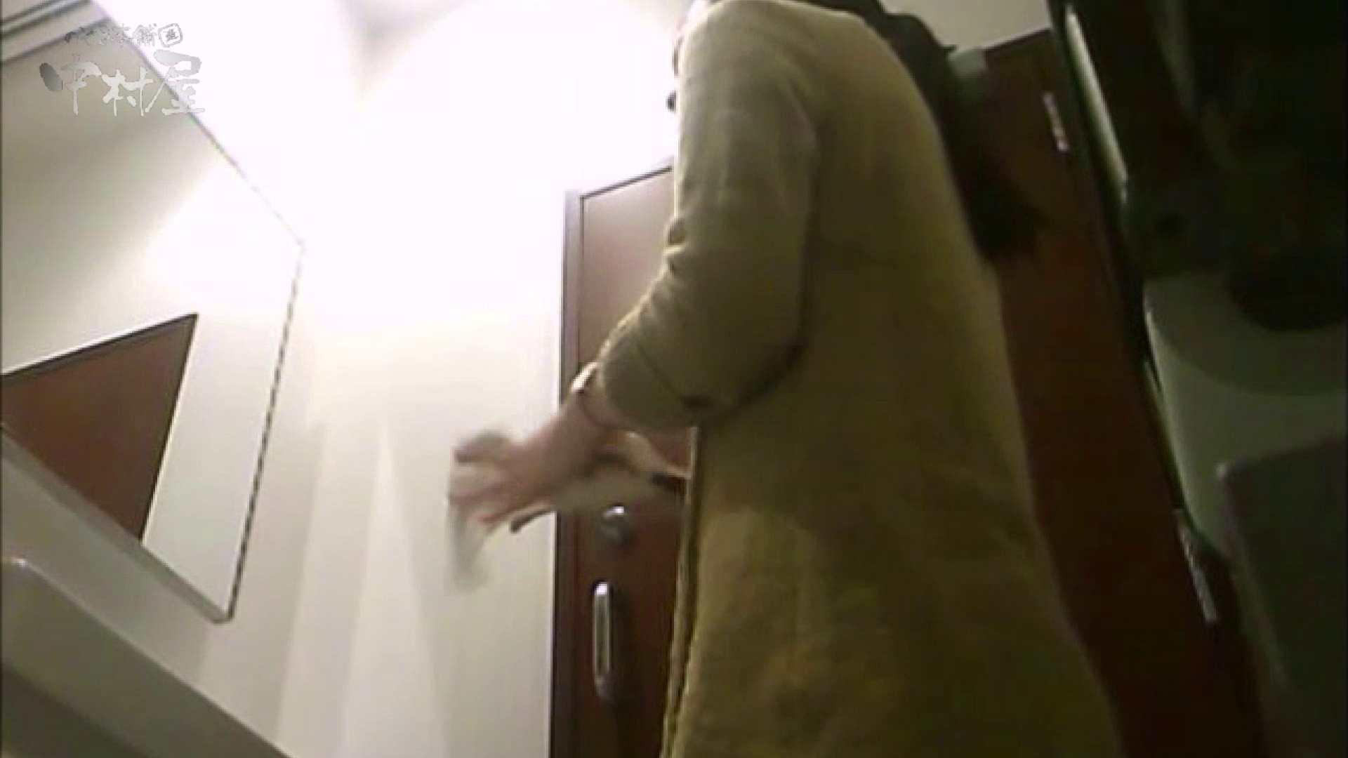 女子トイレ盗撮~某ファミレス編~vol.17 トイレ突入 覗きおまんこ画像 89pic 63