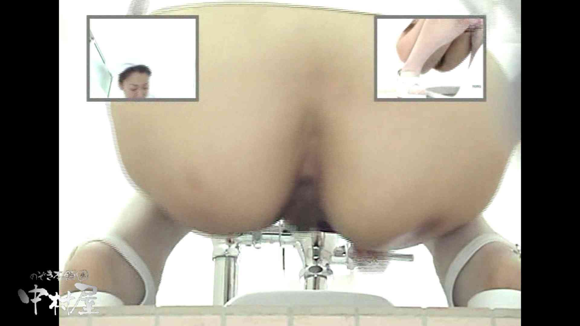 都内某大学病院編 和式イ更所盗撮 その⑭ 5名 和式トイレ SEX無修正画像 86pic 82