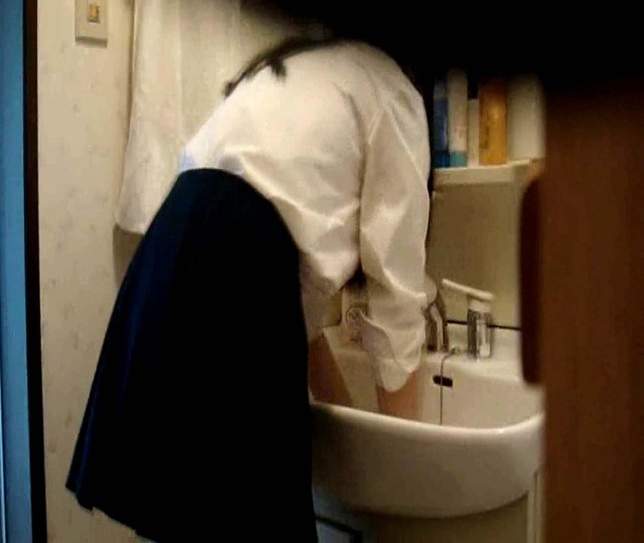 二人とも育てた甲斐がありました… vol.05 まどかが洗顔後にブラを洗濯 美しいOLの裸体  102pic 8